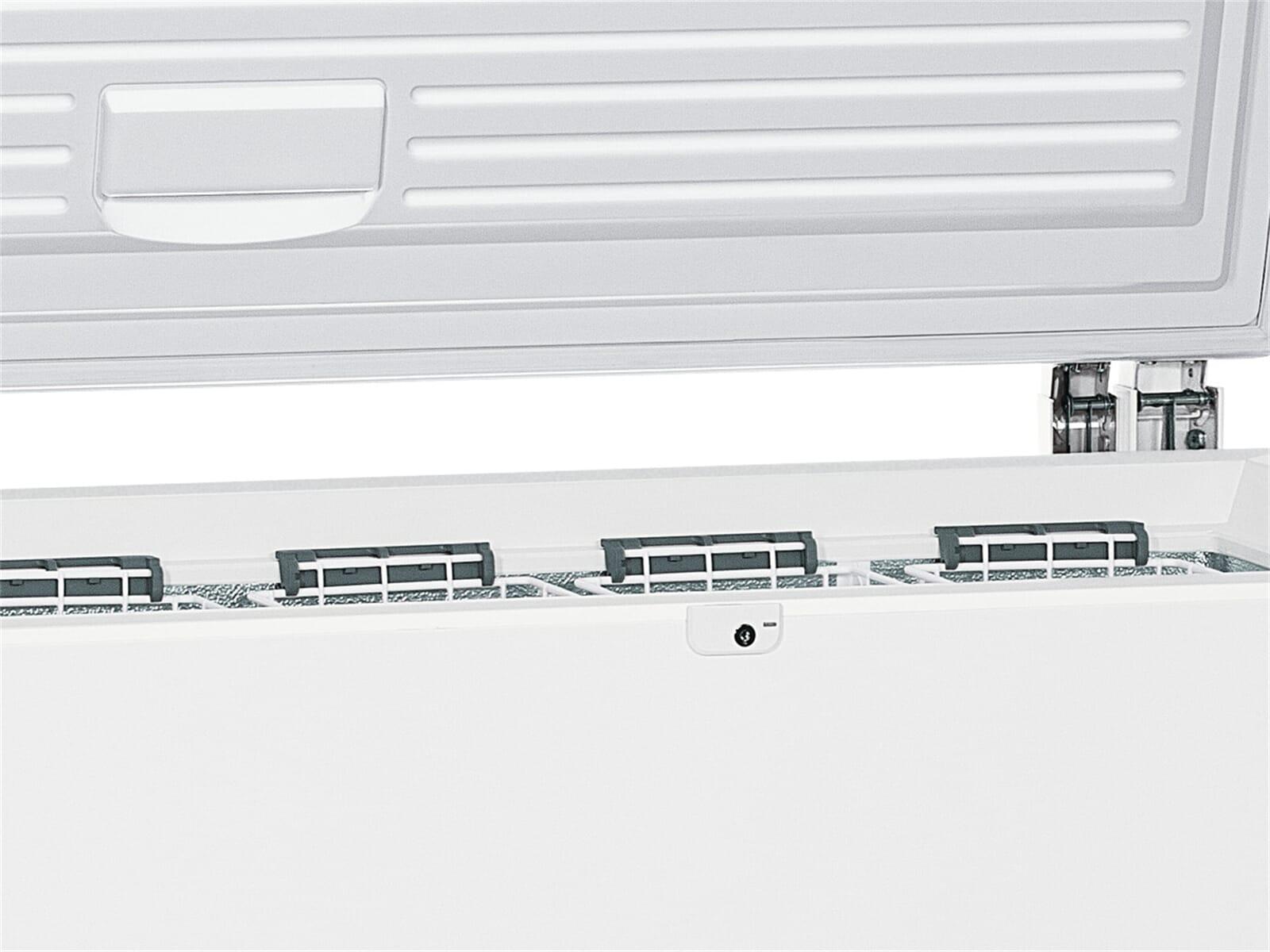 Liebherr GTP4656 Gefriertruhe Weiß