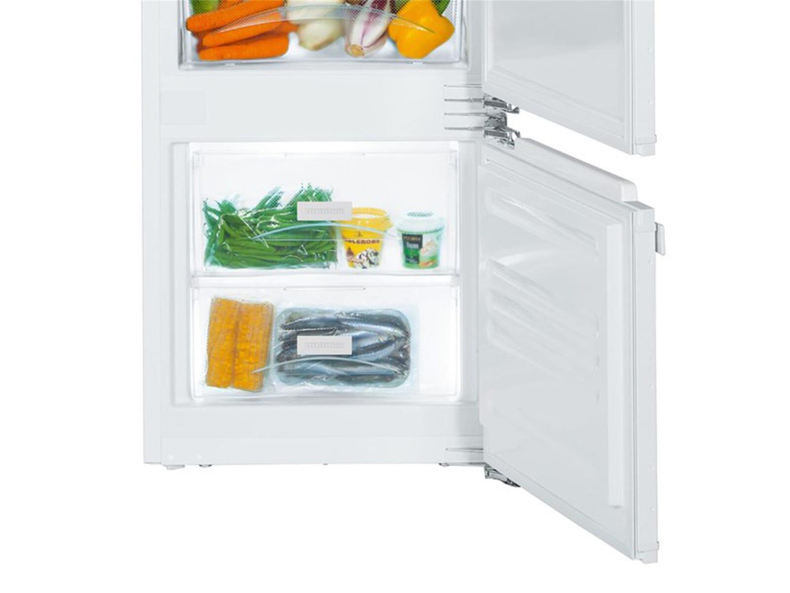 Siemens Kühlschrank Ohne Gefrierfach Einbau : Liebherr icp 2924 comfort einbau kühl gefrierkombination a