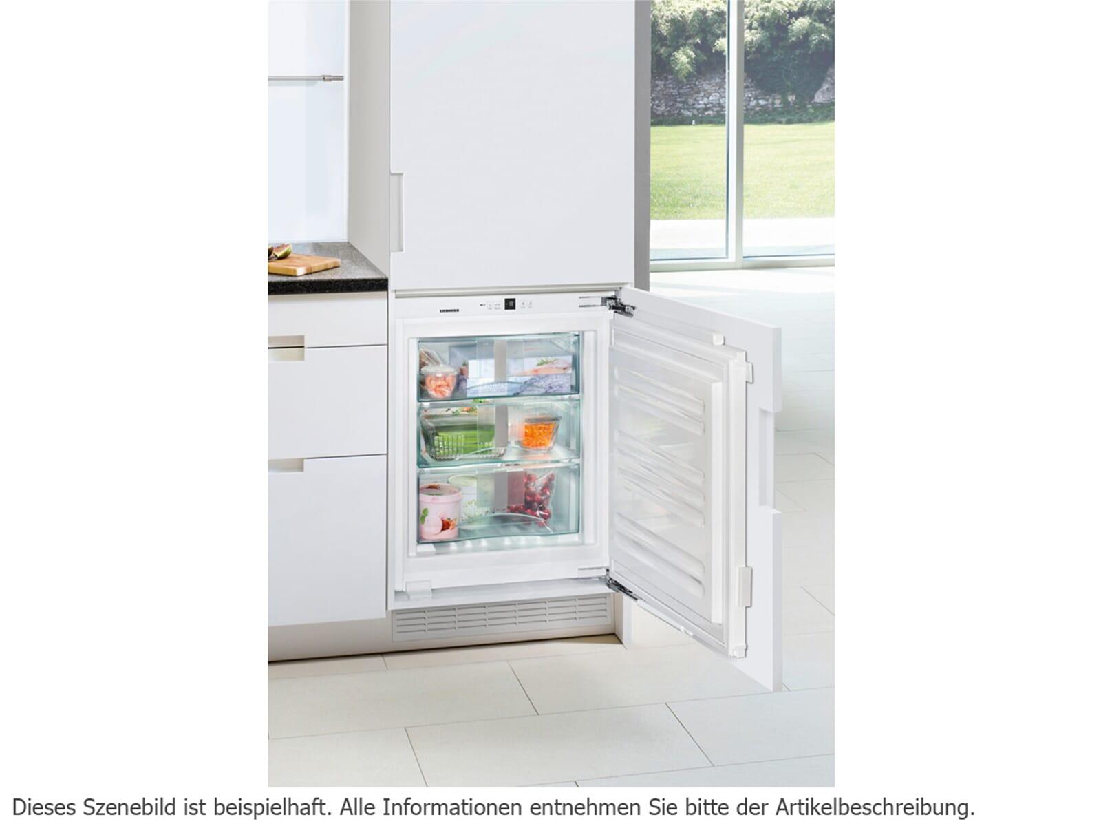 Liebherr IG 1024 Comfort Einbaugefrierschrank Smartfrost A++