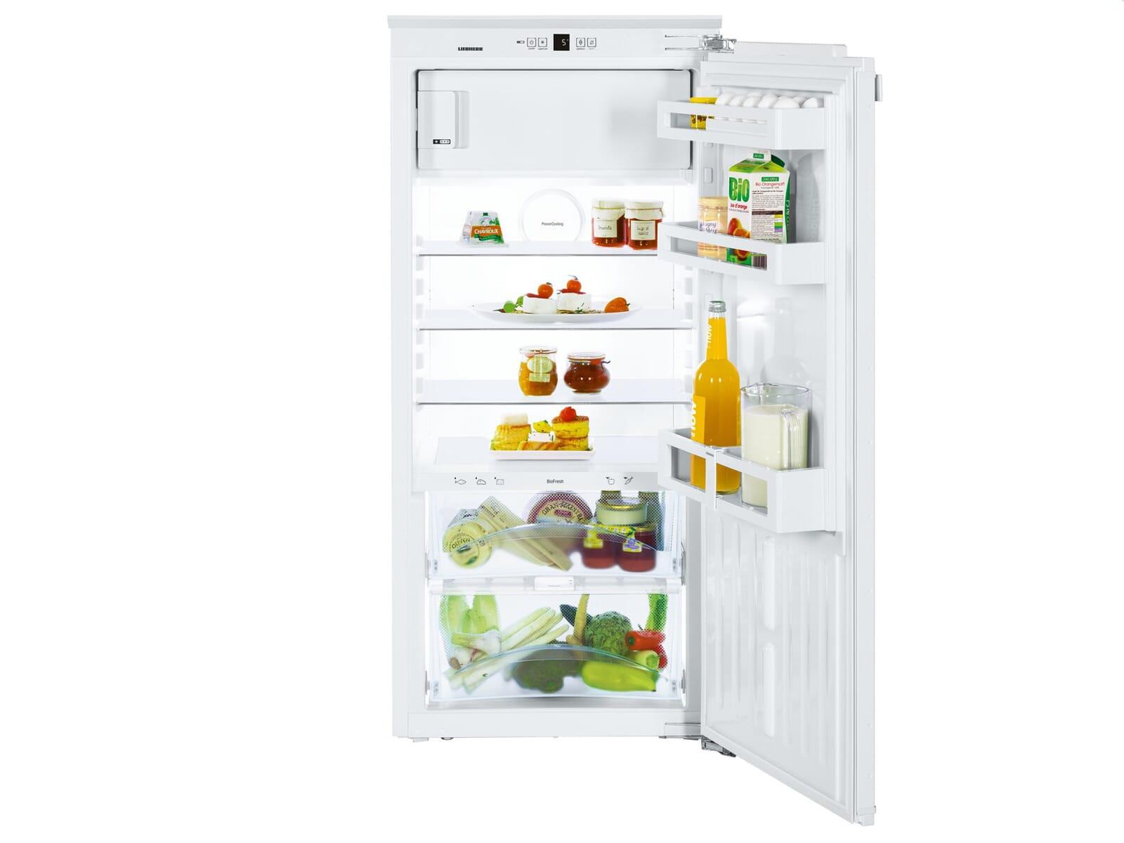 Liebherr IKBP 2324 Comfort BioFresh Einbaukühlschrank mit Gefrierfach A+++