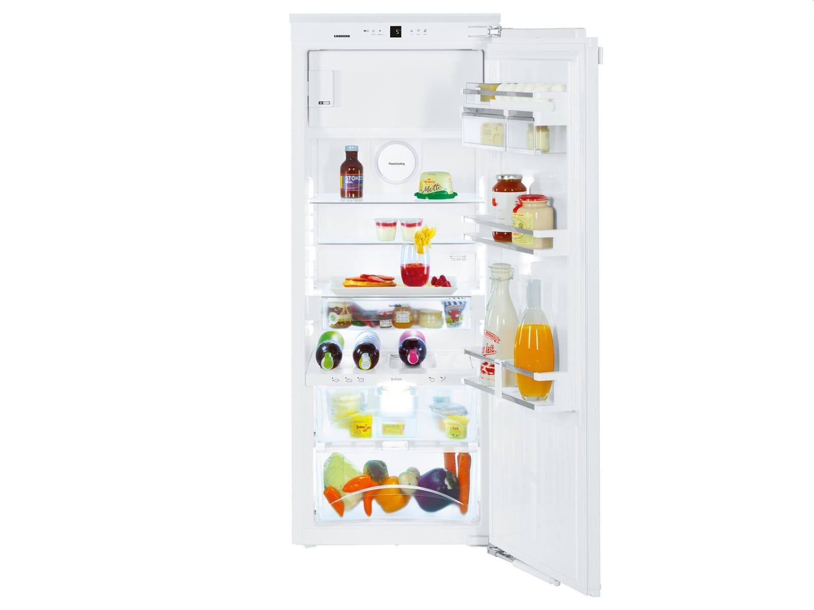 Liebherr IKBP 2764 Premium BioFresh Einbaukühlschrank mit Gefrierfach A+++
