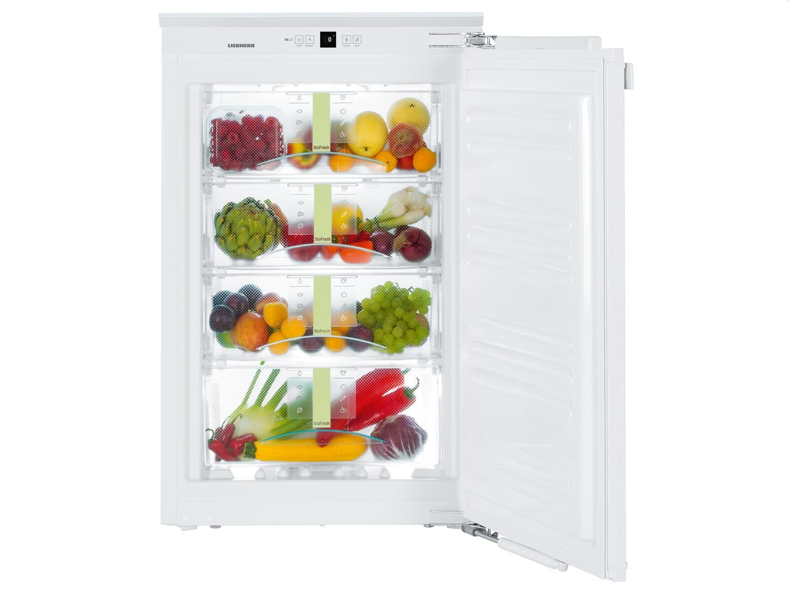 Side By Side Einbau Kühlschrank Liebherr : Liebherr sibp 1650 premium biofresh einbaukühlschrank a