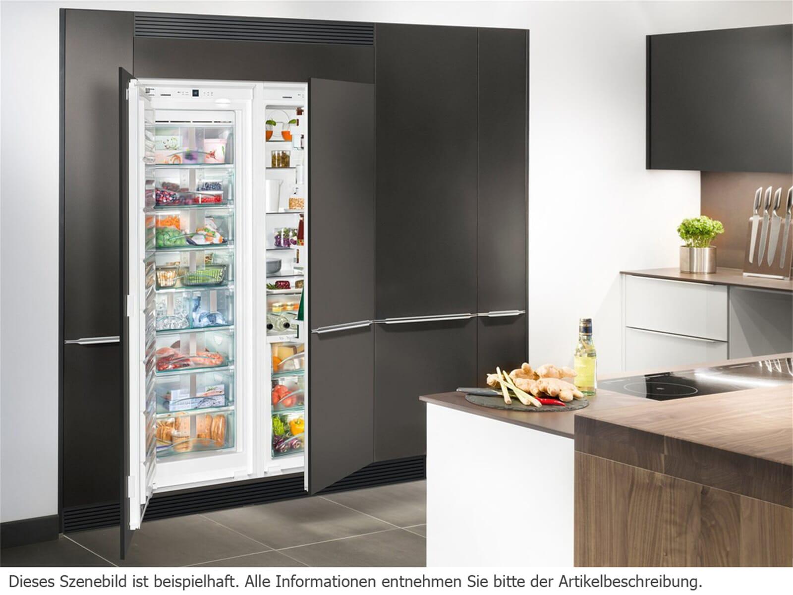 Liebherr Sign 3576 Premium Einbaugefrierschrank Nofrost Icemaker A