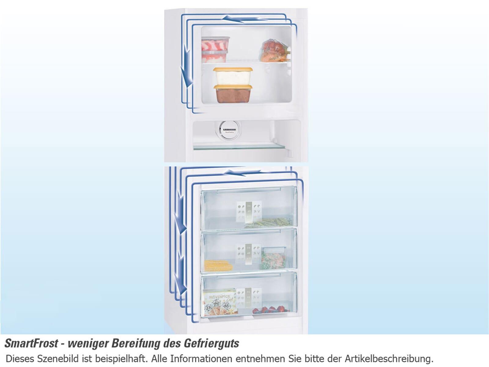 Liebherr ICBS 3324 Comfort Einbau-Kühl-Gefrierkombination A++