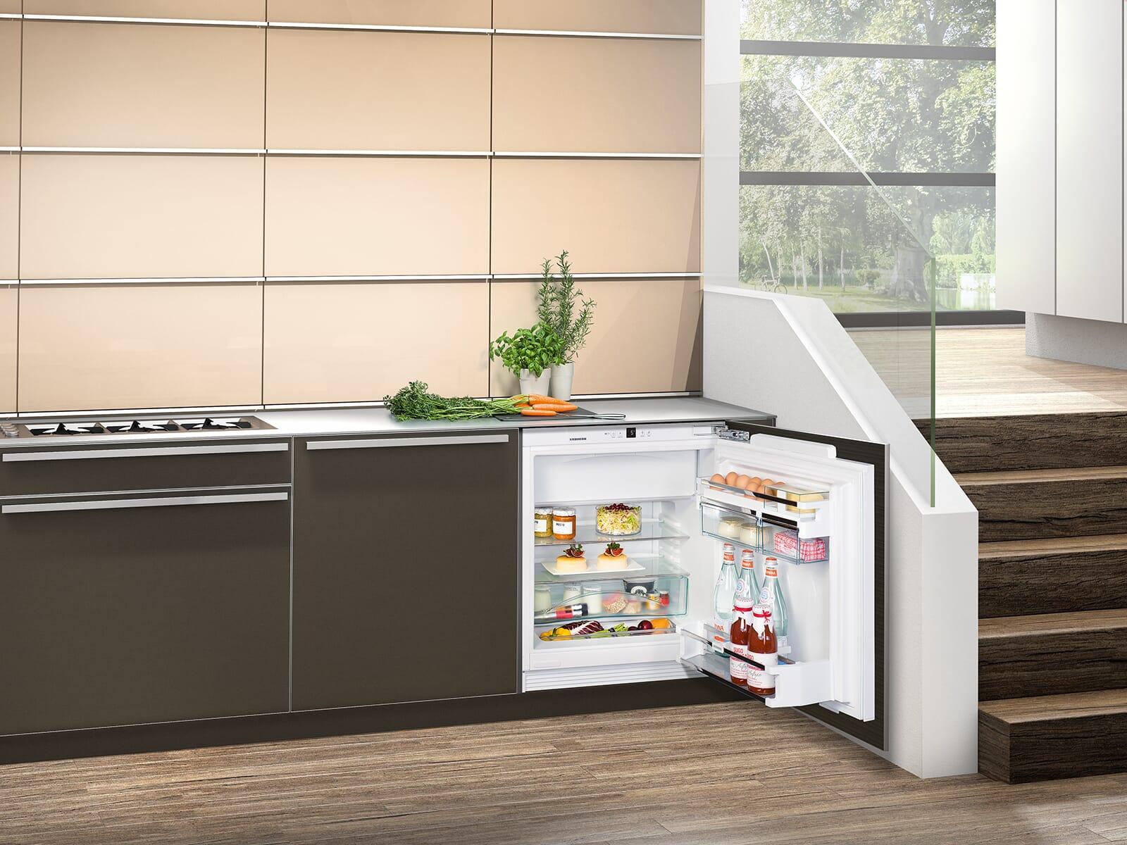 Liebherr UIKP 1554 Premium Unterbaukühlschrank mit Gefrierfach A+++