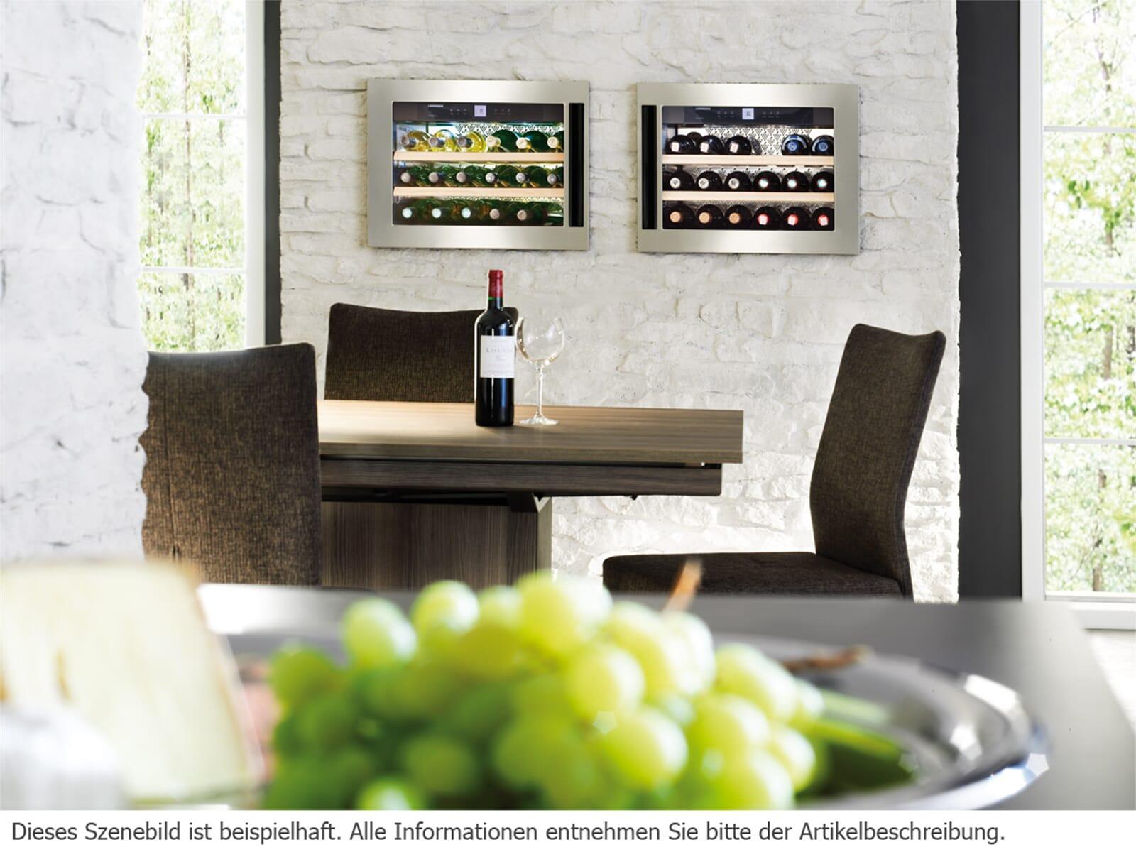 Liebherr WKEes 553 GrandCru Einbau Weinklimaschrank mit ...