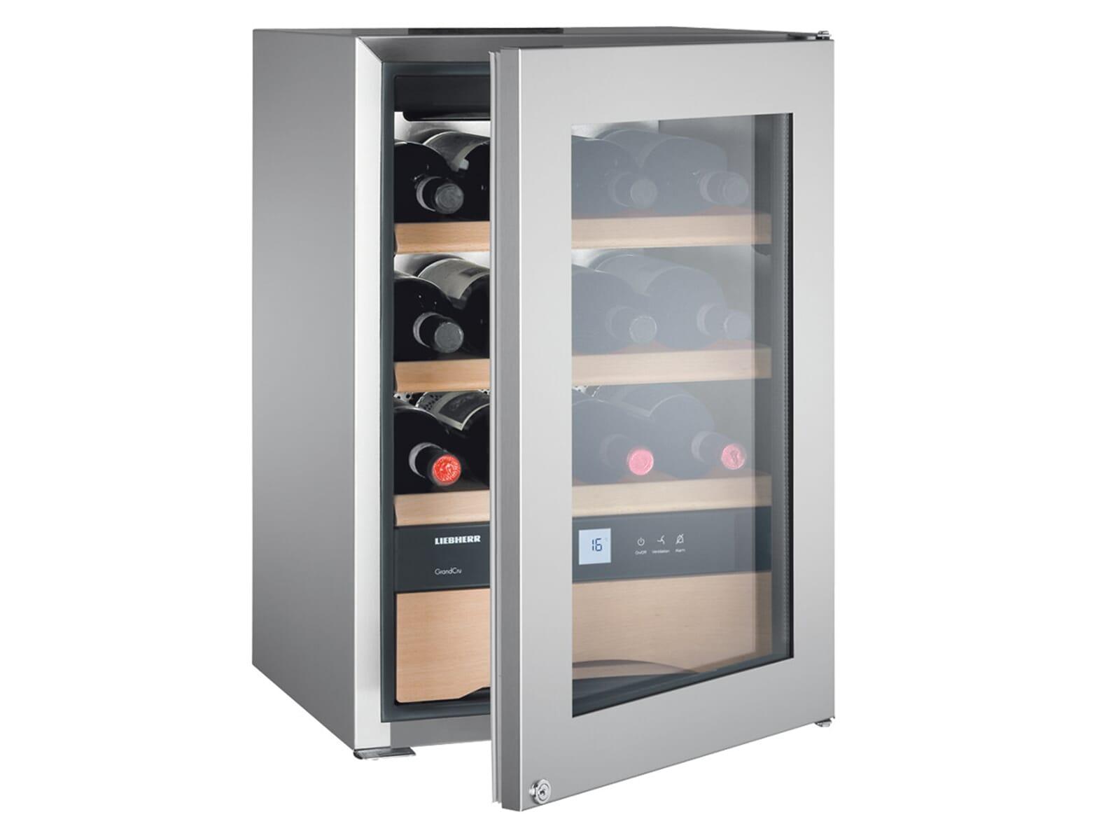 Side By Side Kühlschrank Mit Weinkühlschrank : Liebherr wkes 653 grandcru stand weinklimaschrank mit