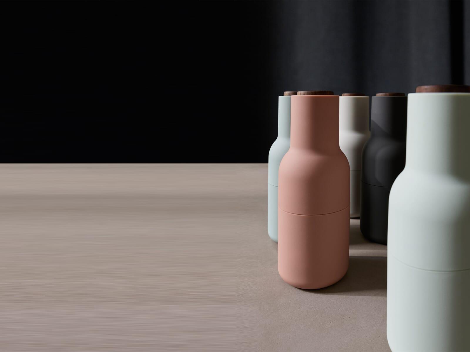 Menu 4415769  BottleGrinder - Salz-/Pfeffermühle Nude
