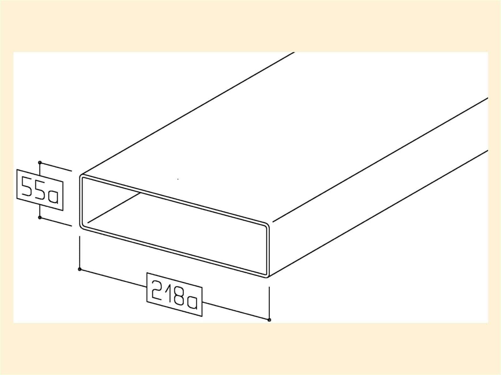 Compair 402.1.001 T-VRO Breitkanal