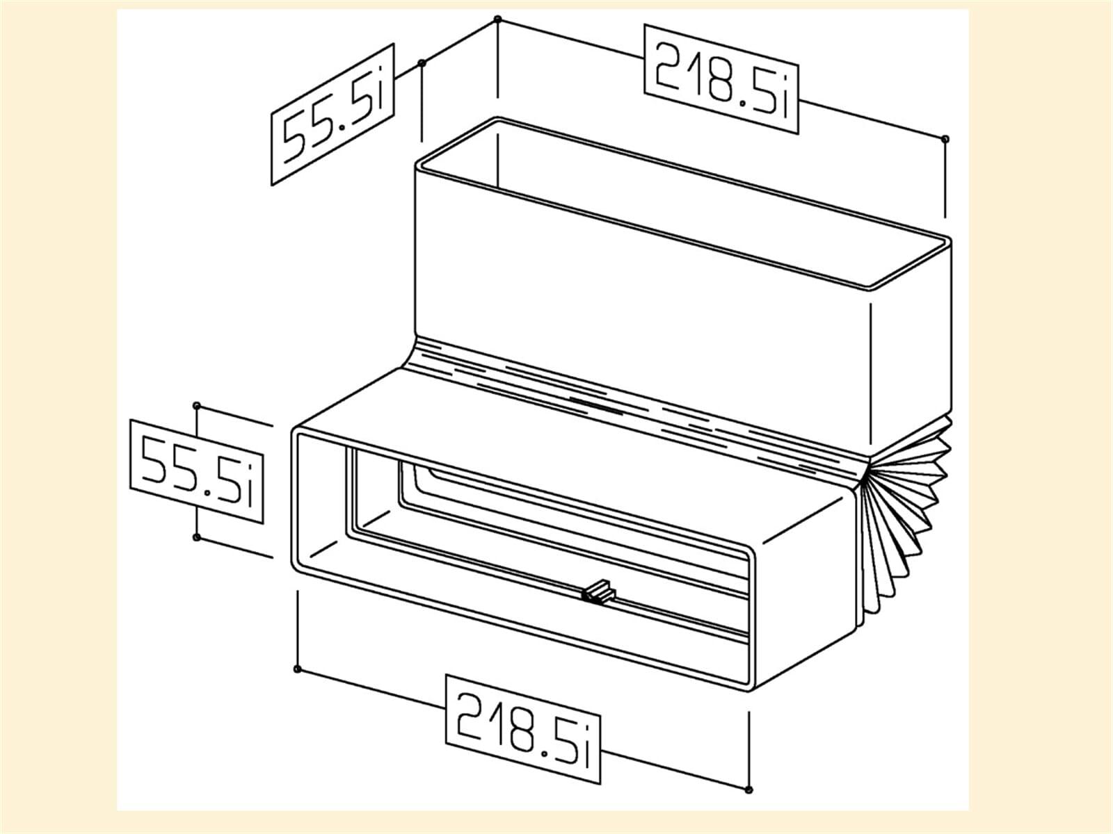 Compair 402.1.045 T-RBFLEX