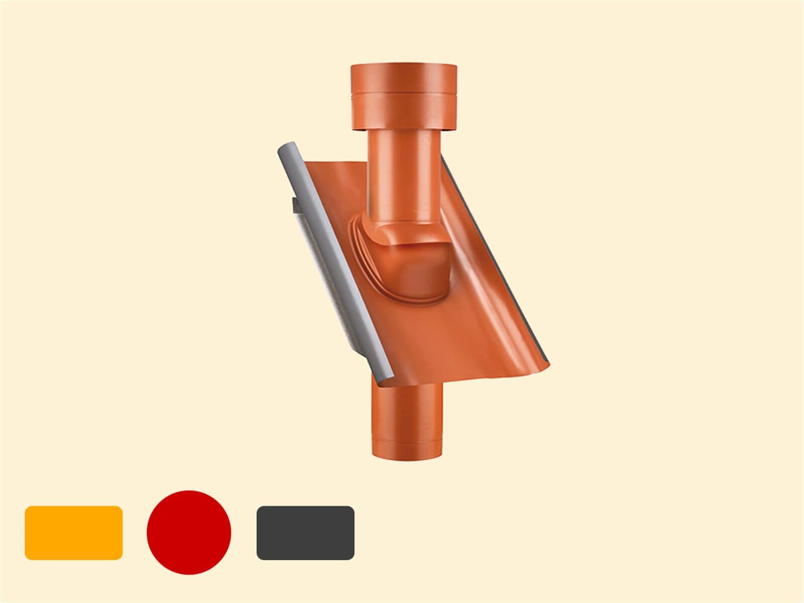Compair 402.4.021 Dachhaube DN 125