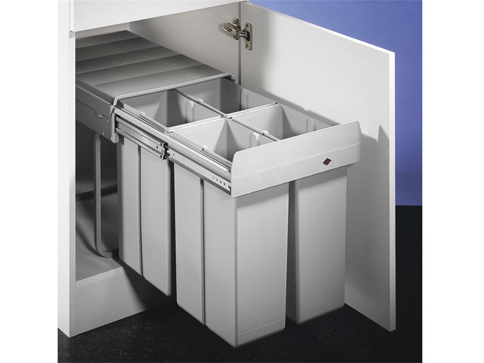 Naber Quarta 1 Einbau Abfallsammler
