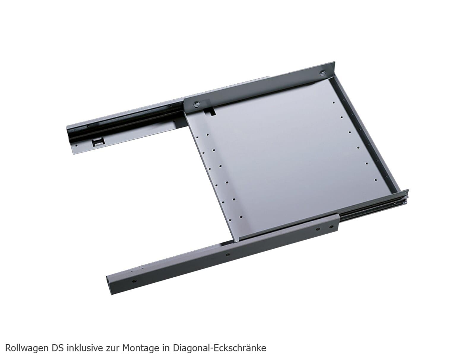 Naber Double Master 2 DS Einbau Abfallsammler