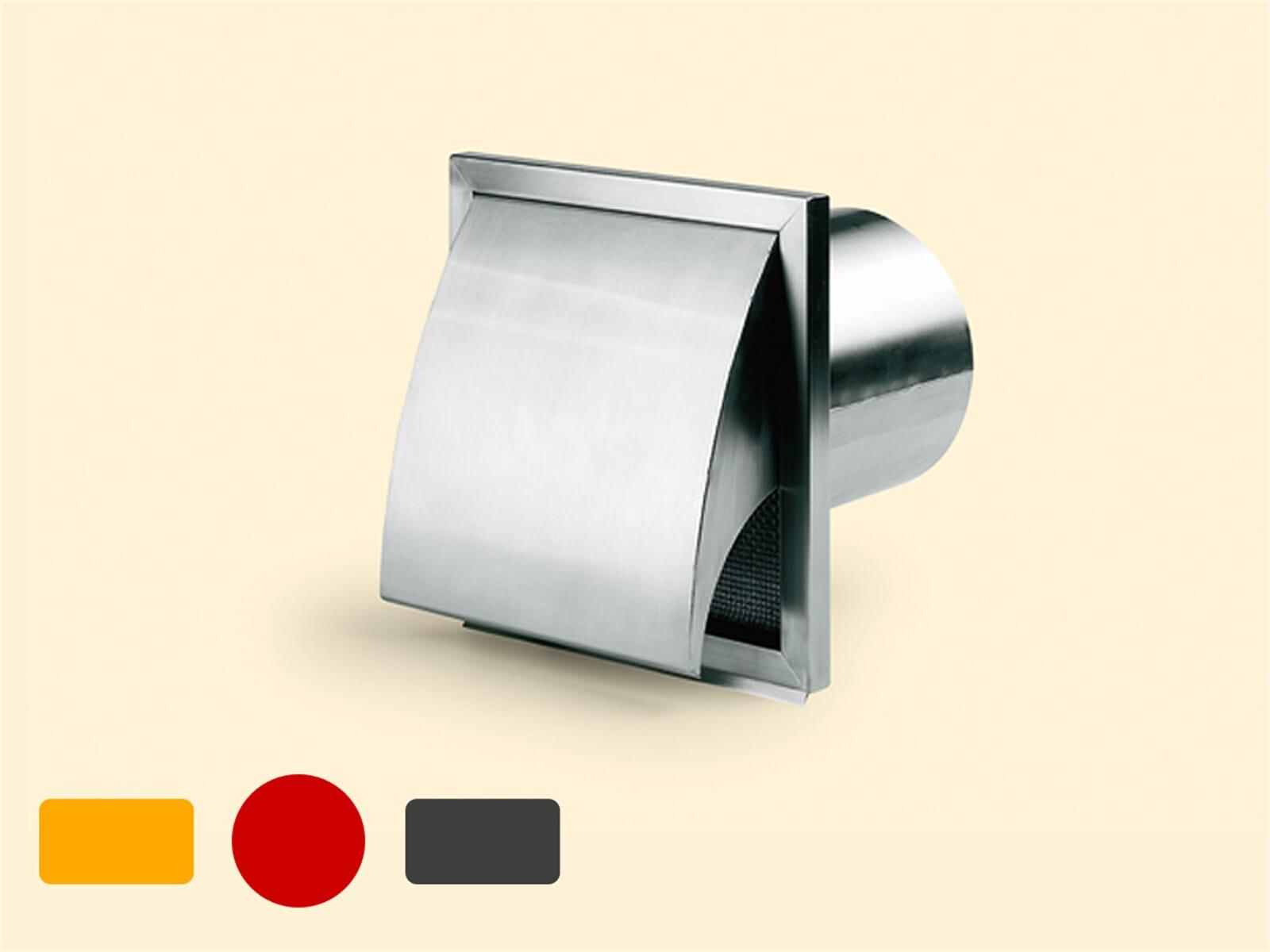 Compair 402.2.015 E-Jal Blow Außenjalousie Ø125 a mm