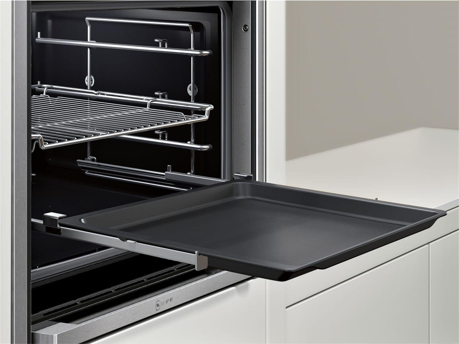 neff bcs 4524 n backofen edelstahl. Black Bedroom Furniture Sets. Home Design Ideas
