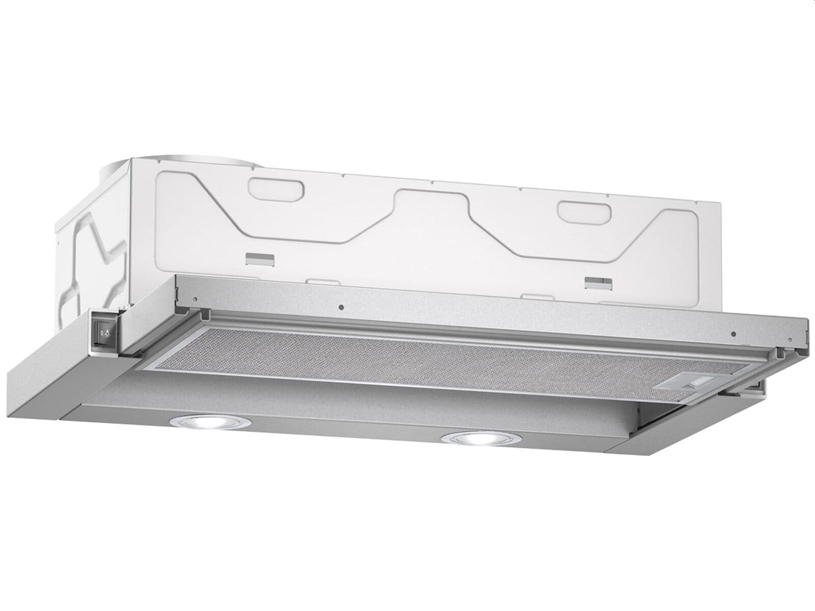 neff dbr 4622 x flachschirmhaube silbermetallic. Black Bedroom Furniture Sets. Home Design Ideas