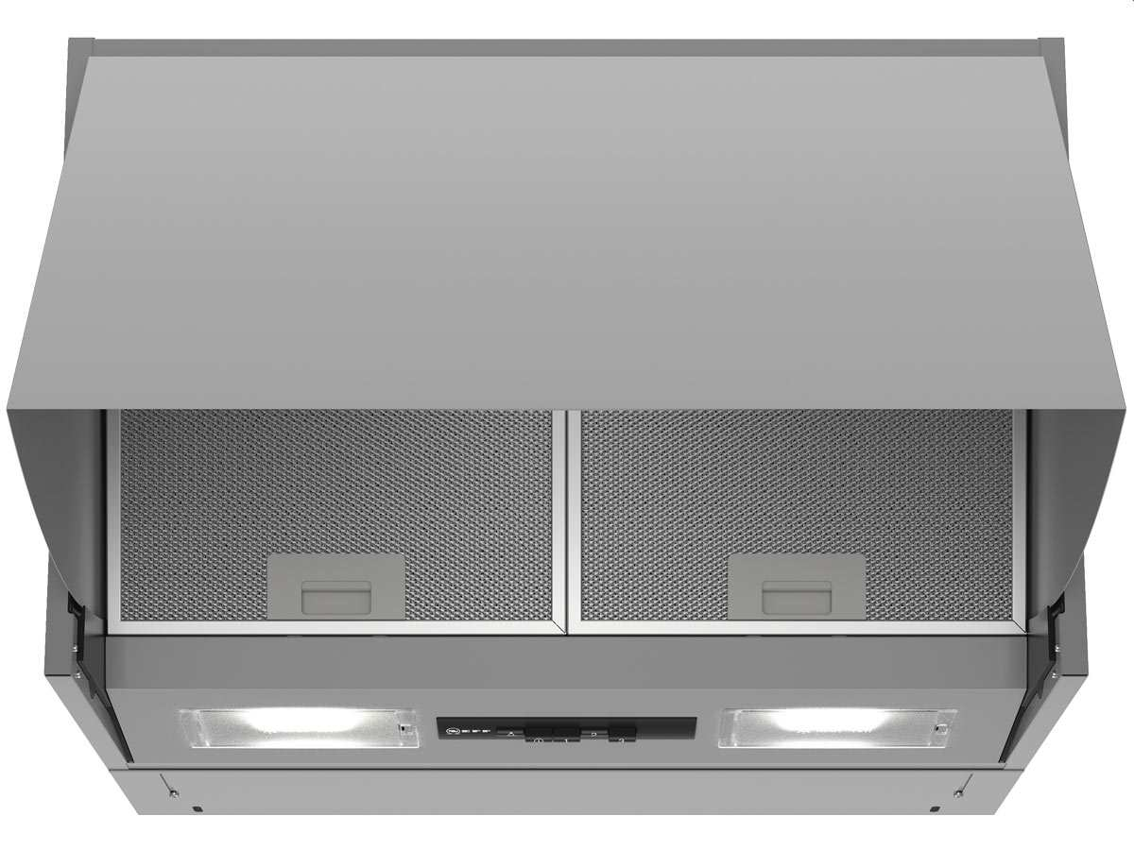 neff dmac611x zwischenbauhaube. Black Bedroom Furniture Sets. Home Design Ideas