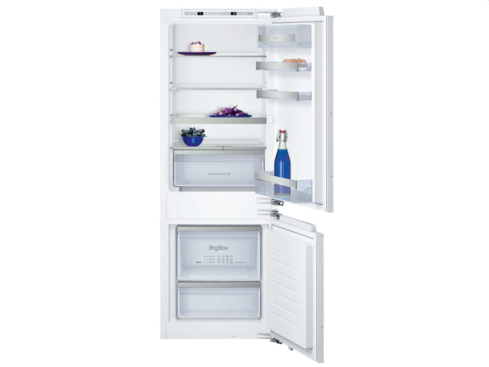 Aeg Kühlschrank 158 Cm : Neff kg 635 a2 einbau kühl gefrierkombination