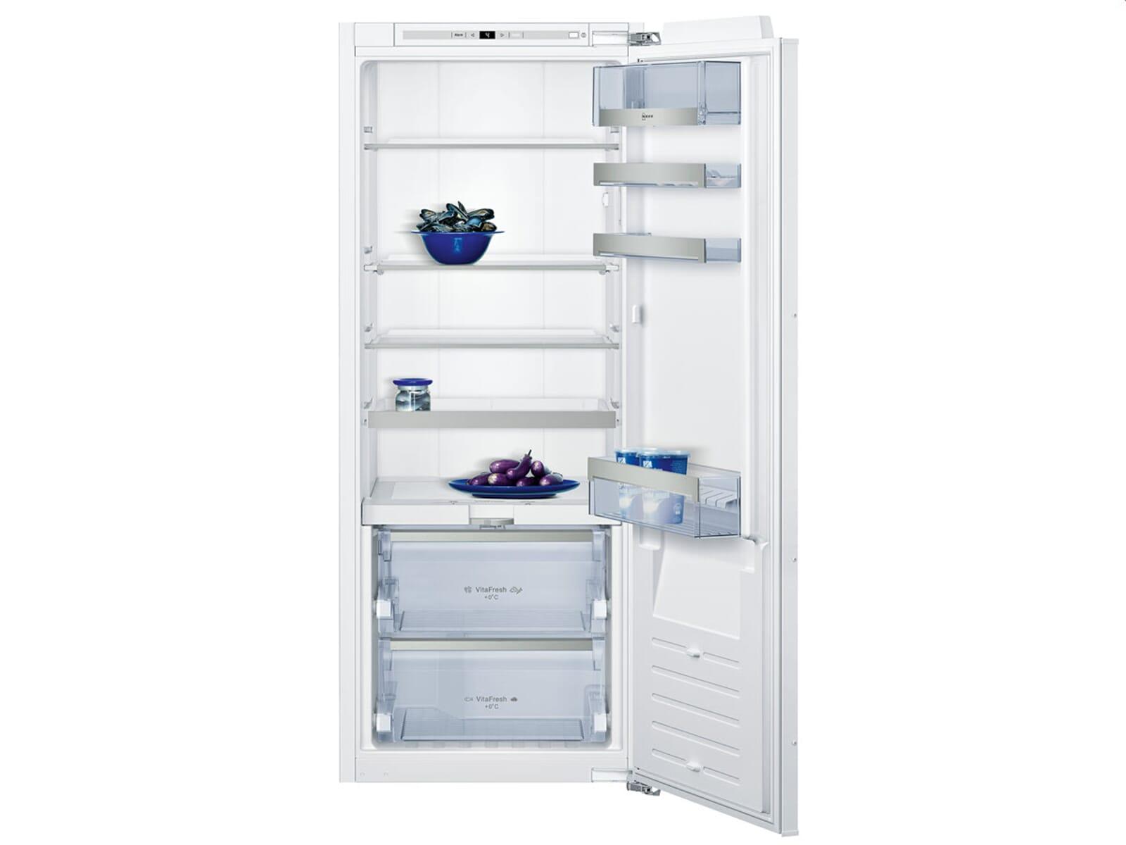 Smeg Kühlschrank 140 Cm : Neff kn a einbaukühlschrank