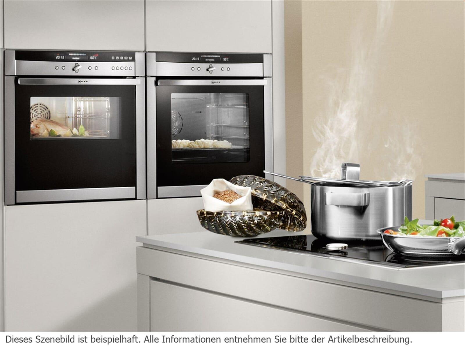 Neff Mega CSH 4962 N Dampfgar-Backofen Edelstahl