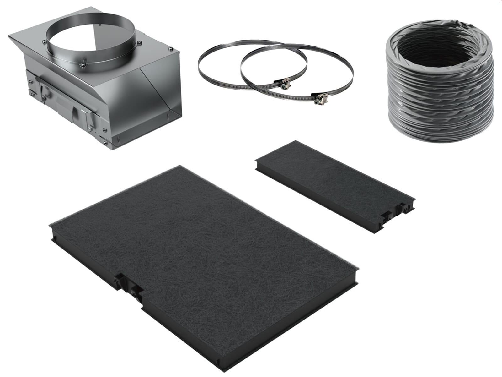 Neff z51aiu0x0 starter set für umluftbetrieb