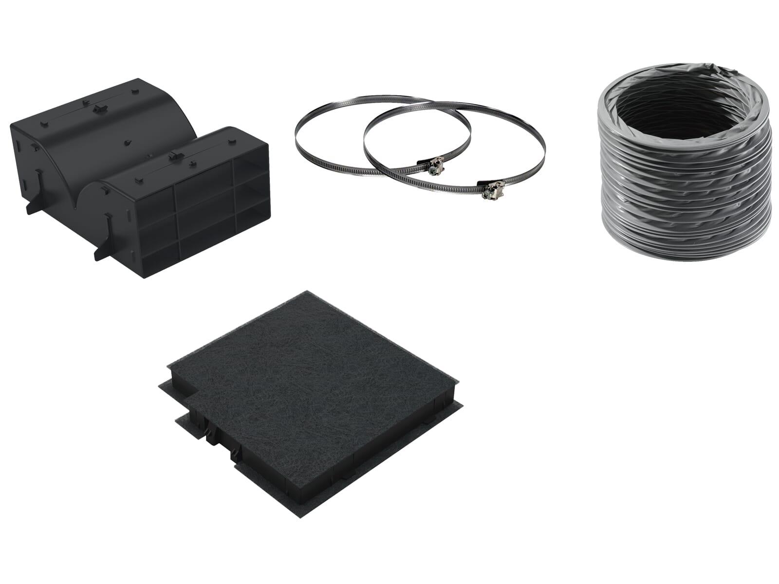 Neff z51dxu0x0 starter set für umluftbetrieb