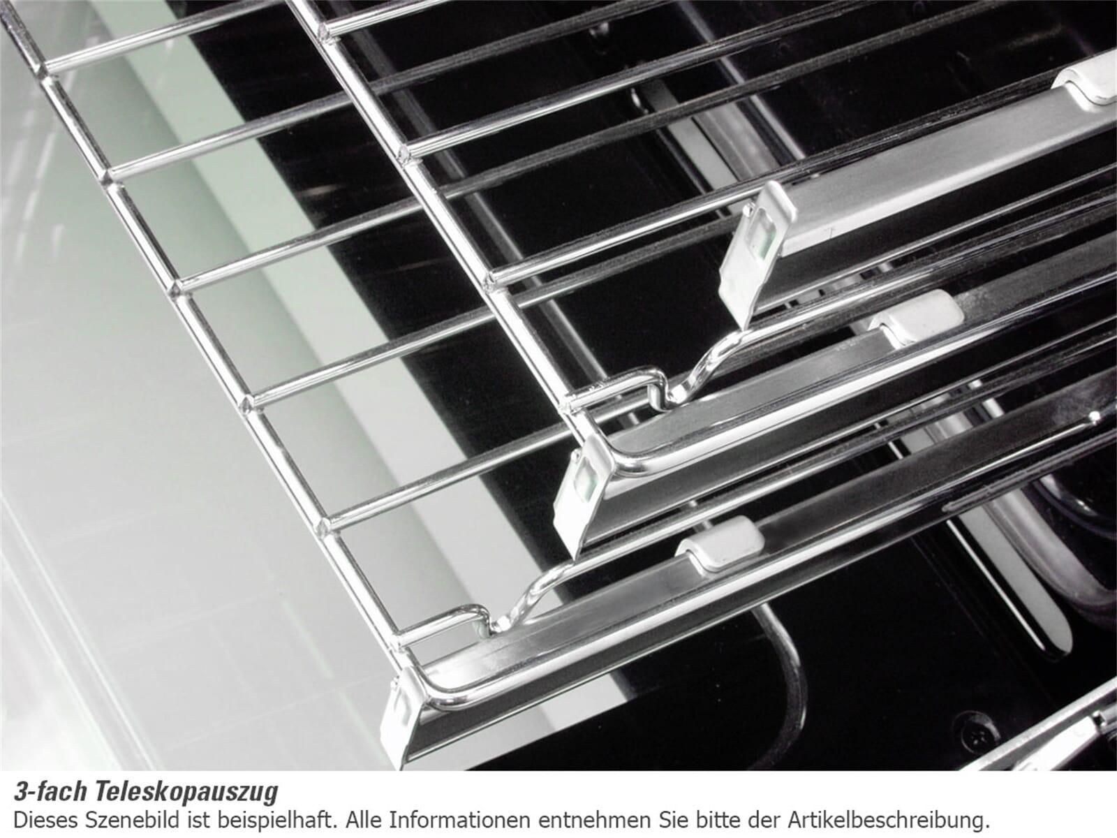 Oranier EBP 9980 Pyrolyse Backofen Edelstahl