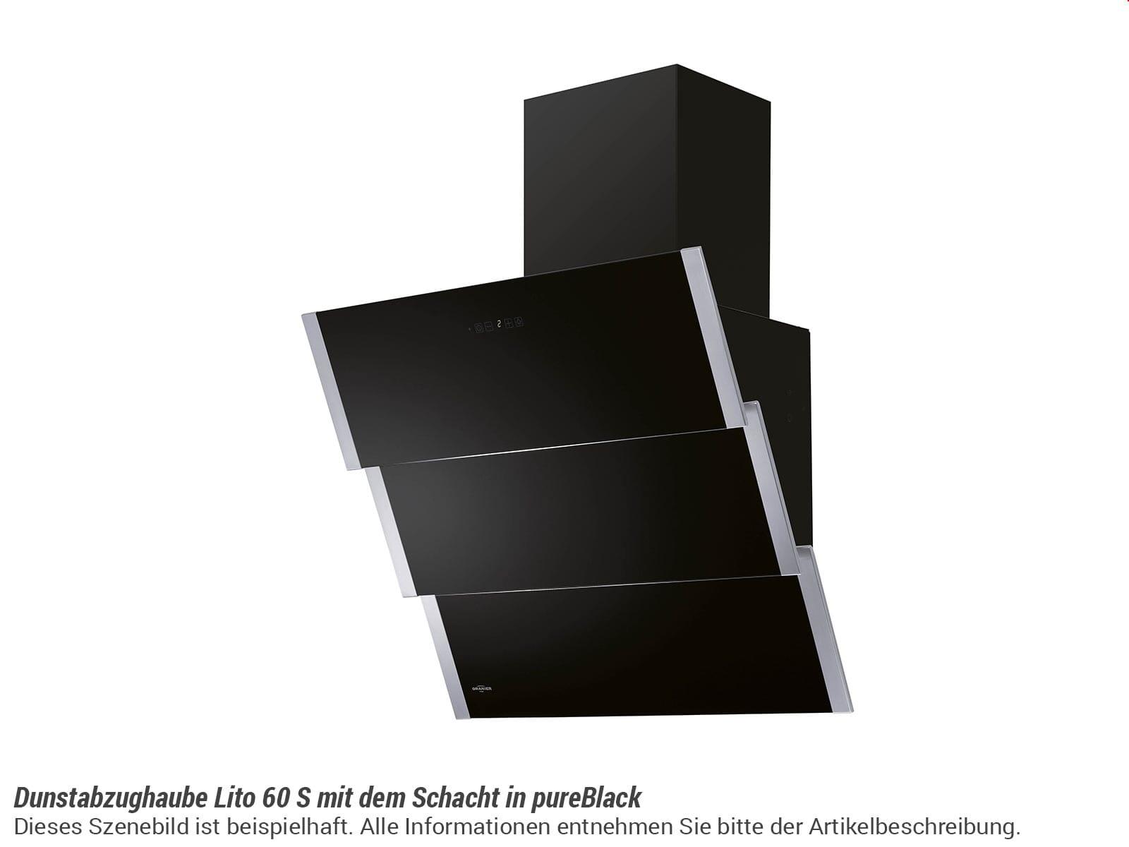 Oranier 9209 14 Schacht pureBlack Schwarz