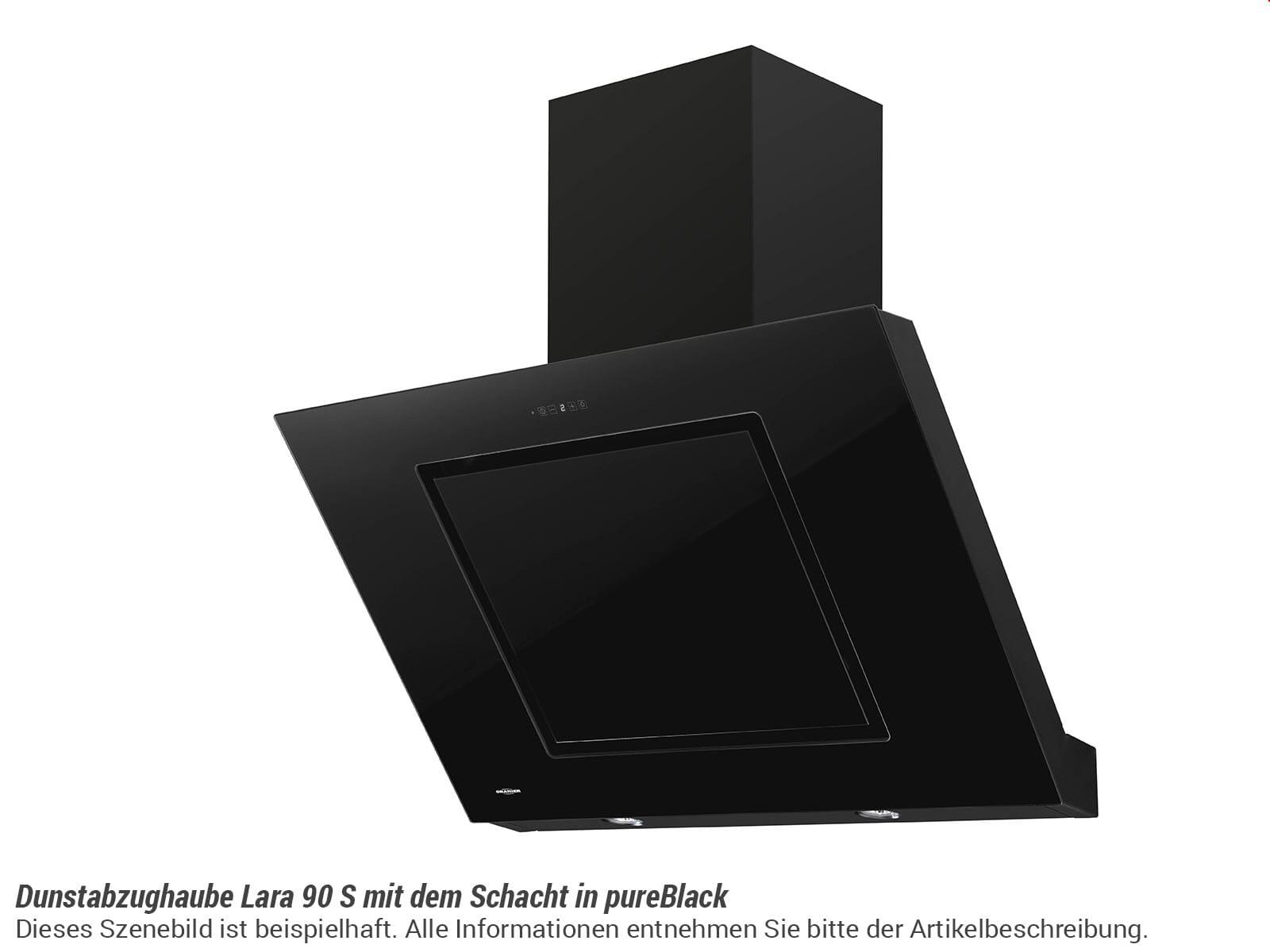 Oranier 9209 15 Schacht pureBlack Schwarz