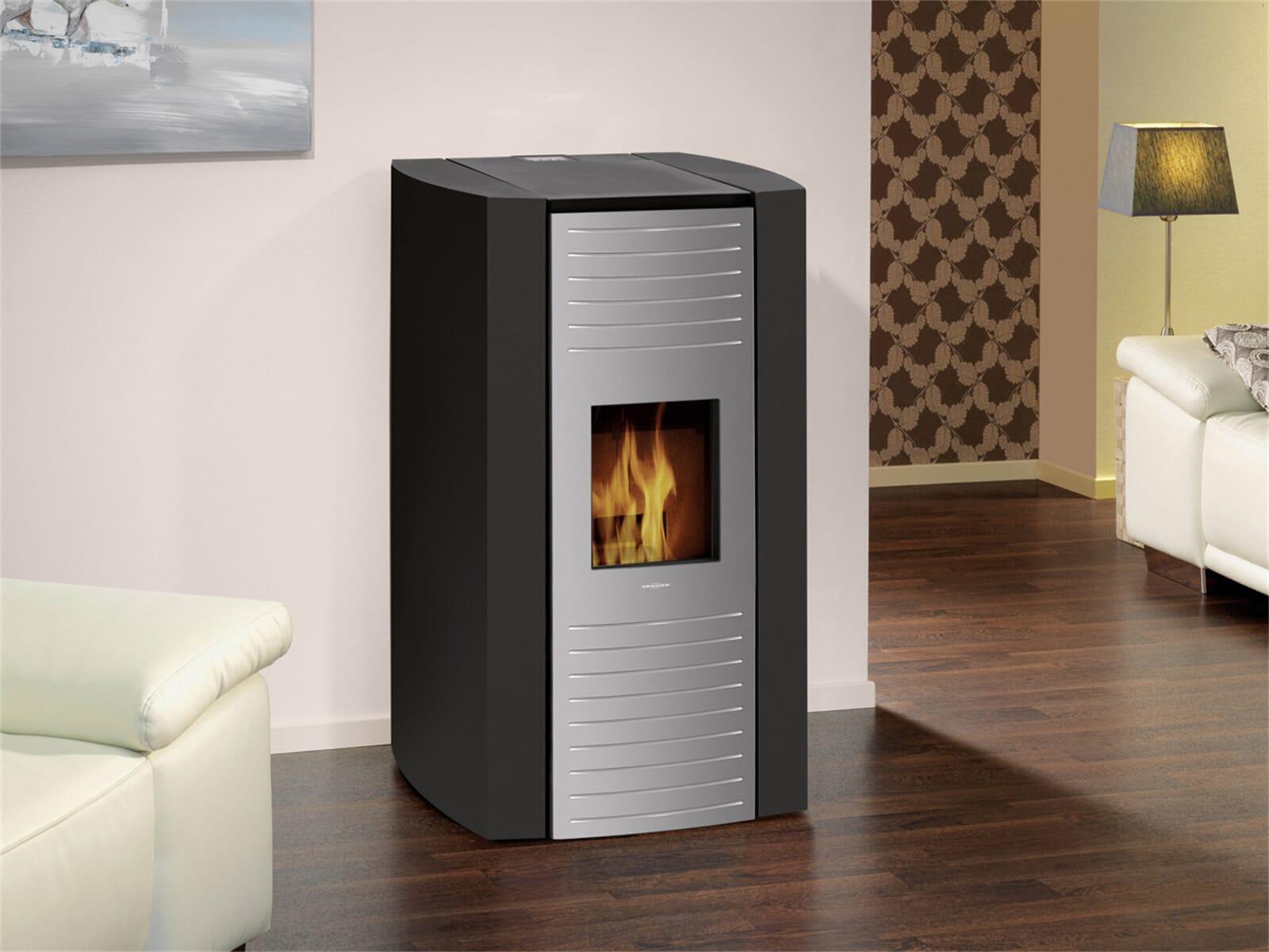 oranier bora 12 preisvergleich kaminofen g nstig kaufen bei. Black Bedroom Furniture Sets. Home Design Ideas