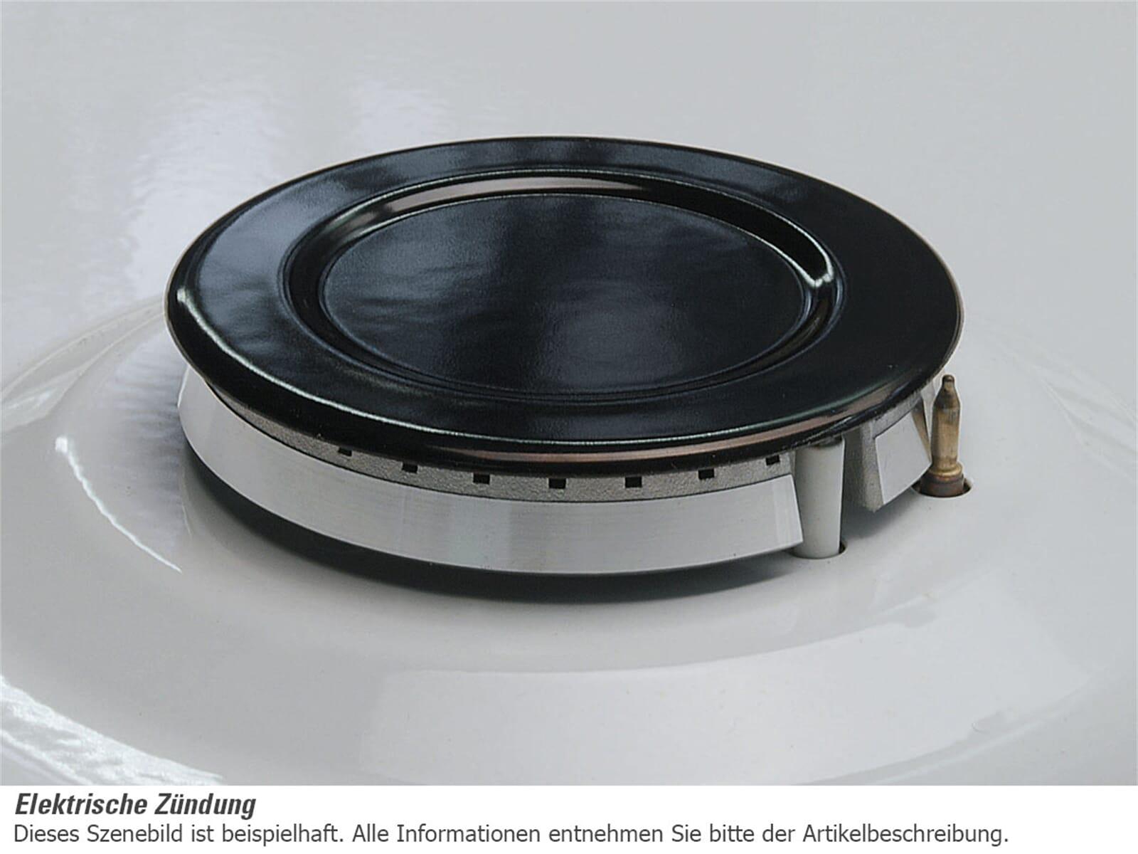 Oranier FZE 2288 - 2288 25 Gas Standherd Edelstahl