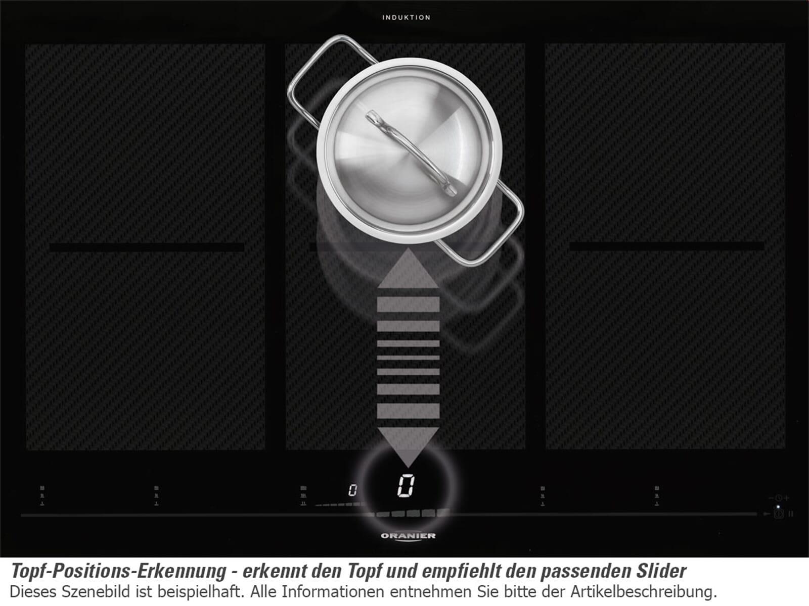 Oranier FLI 2090 SL+ - 2090 11 Induktionskochfeld autark