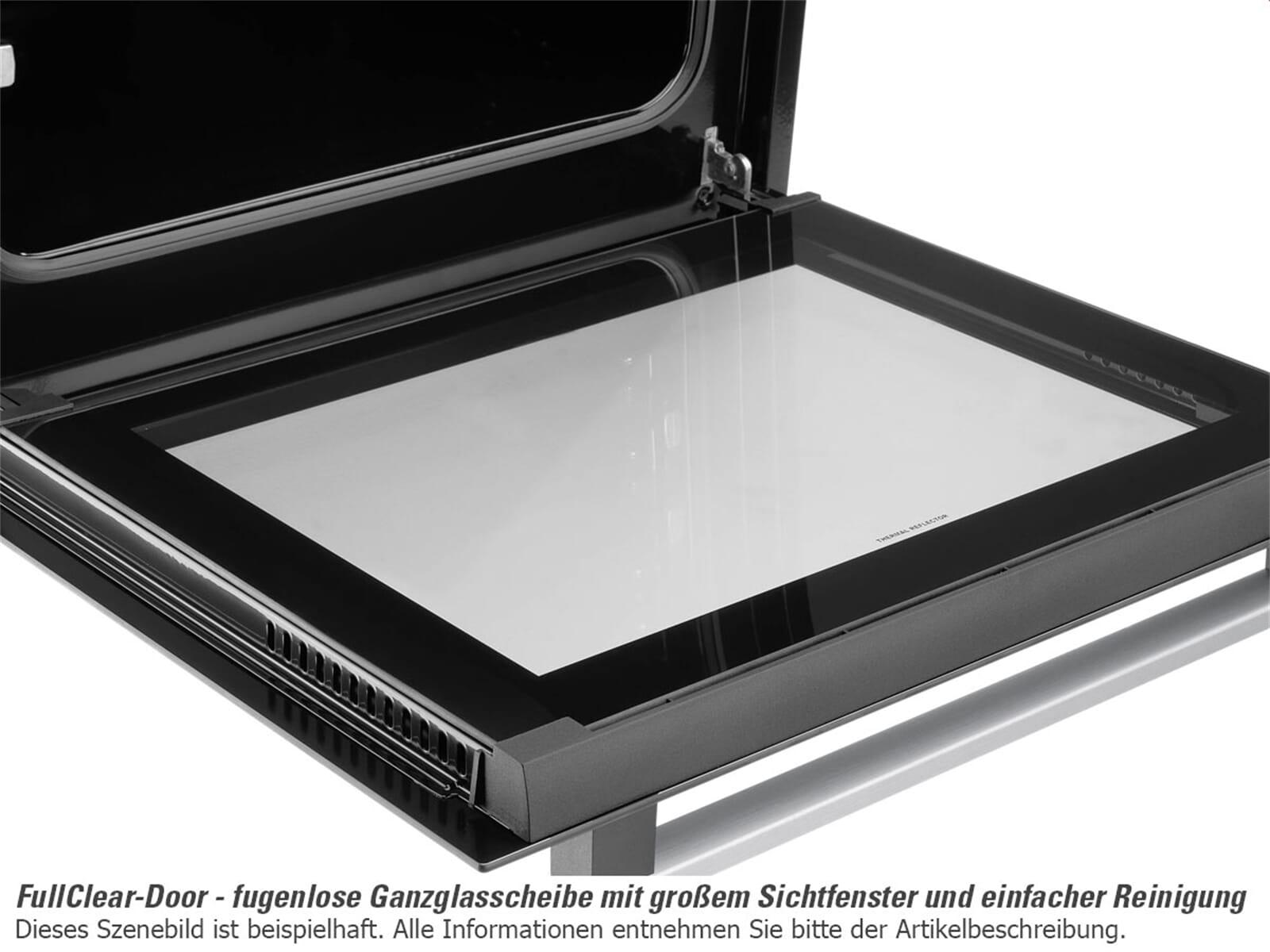Oranier EBP 9872 - 9872 15 Pyrolyse Backofen Schwarz