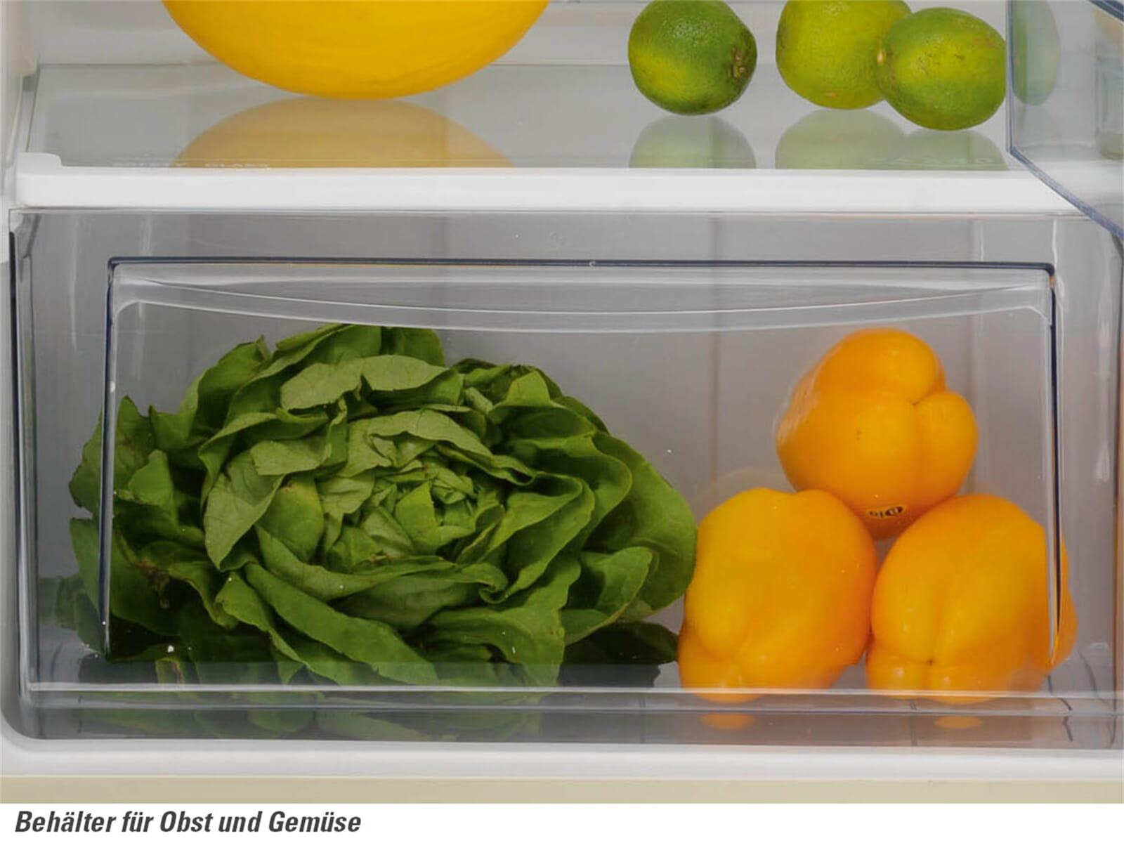 Oranier Retro Kühlschrank : Oranier rkg kühl gefrier kombination creme