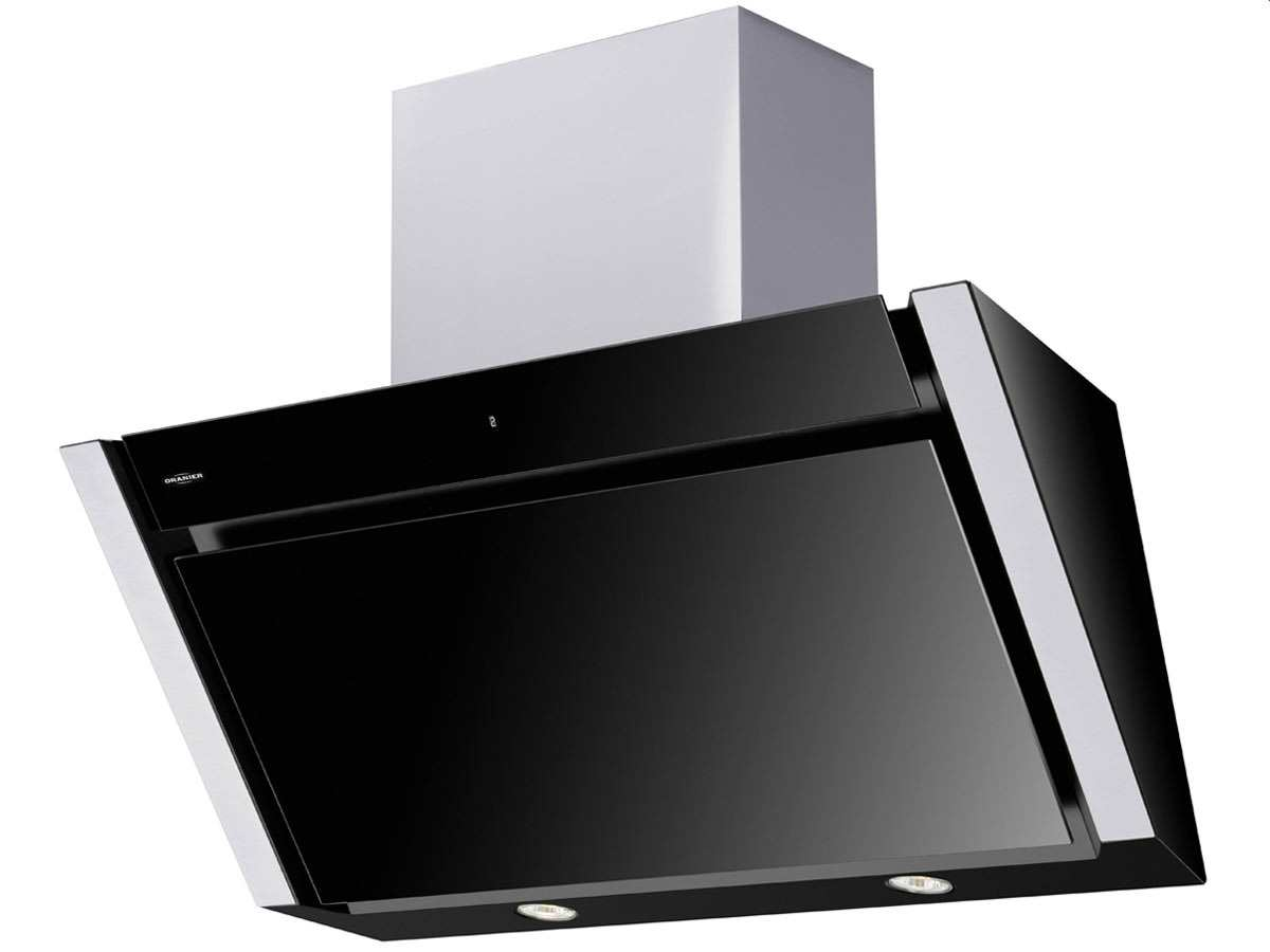 oranier meba 90 s 8702 92 kopffreihaube edelstahl schwarz. Black Bedroom Furniture Sets. Home Design Ideas