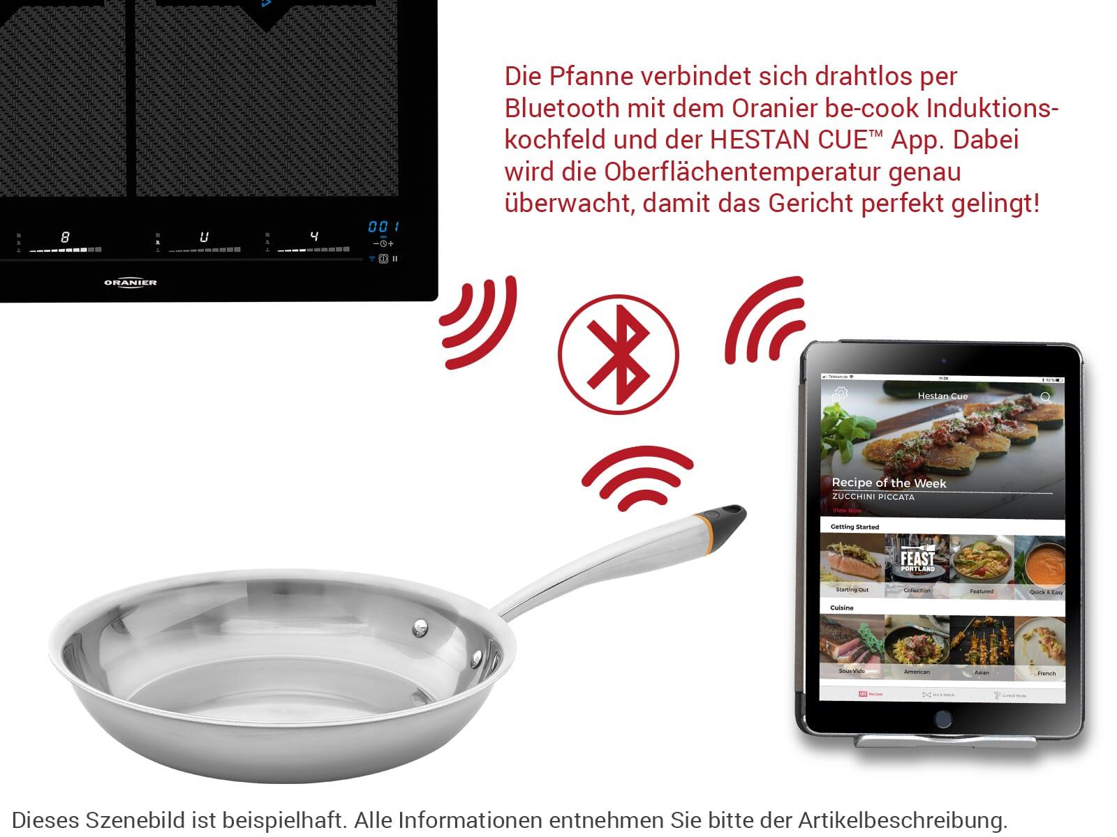 Oranier be-cook Pfanne 9209 25