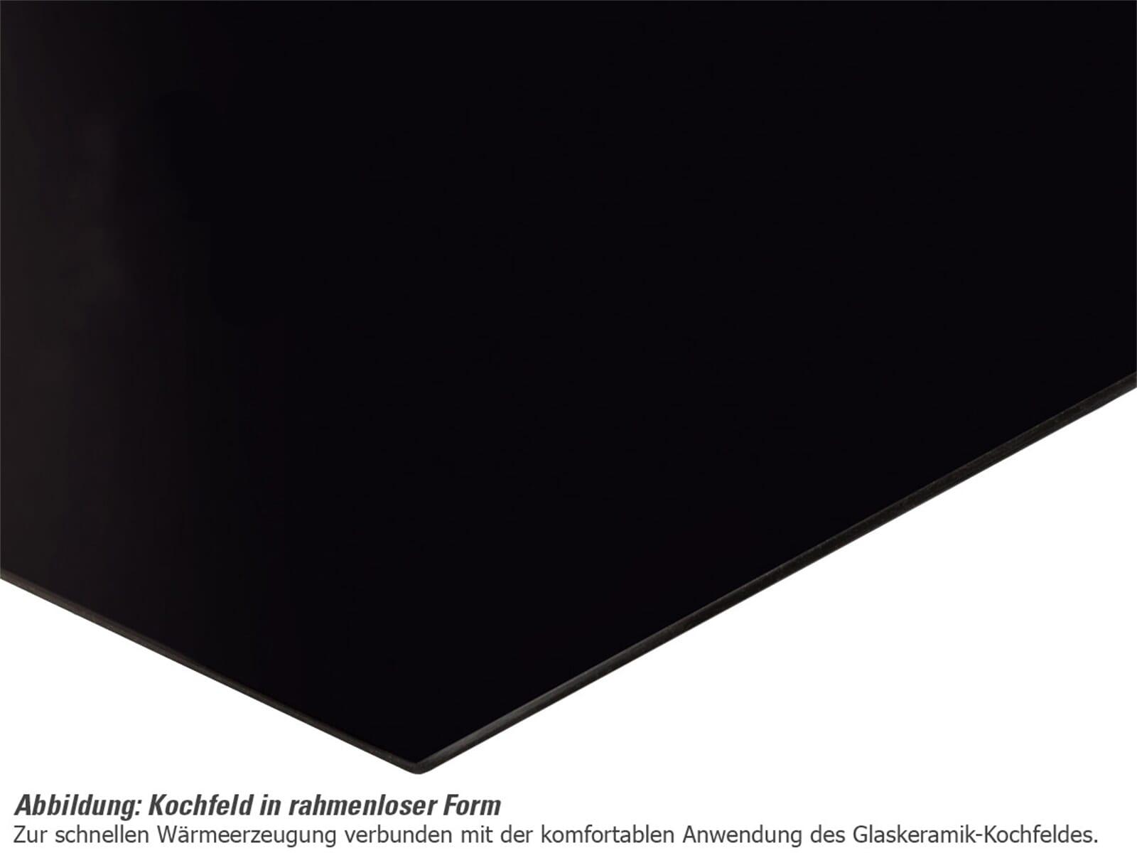 Oranier FLI 2088 SL+ - 2088 11 Induktionskochfeld autark