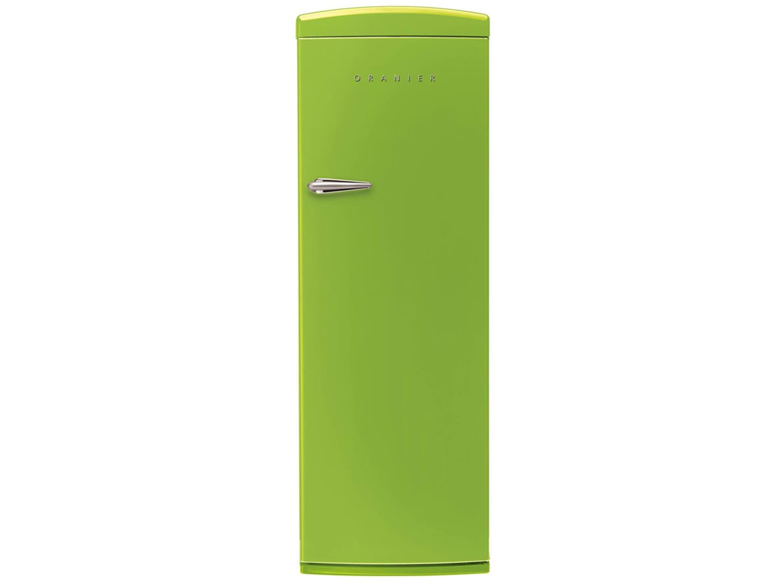 Oranier Retro Kühlschrank : Oranier rks standkühlschrank lindgrün