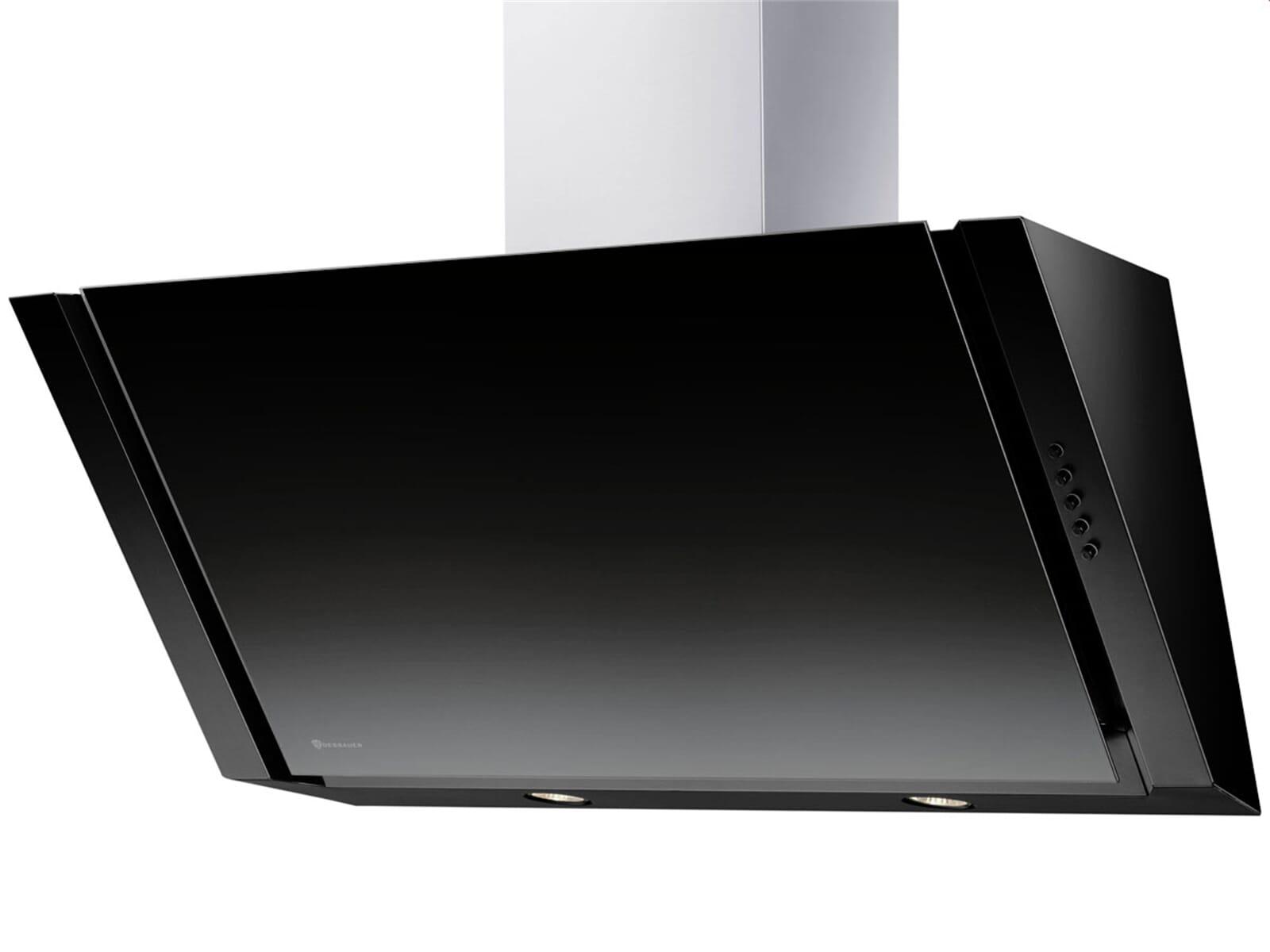 dessauer visio 90 s 9955 91 kopffreihaube edelstahl schwarz. Black Bedroom Furniture Sets. Home Design Ideas
