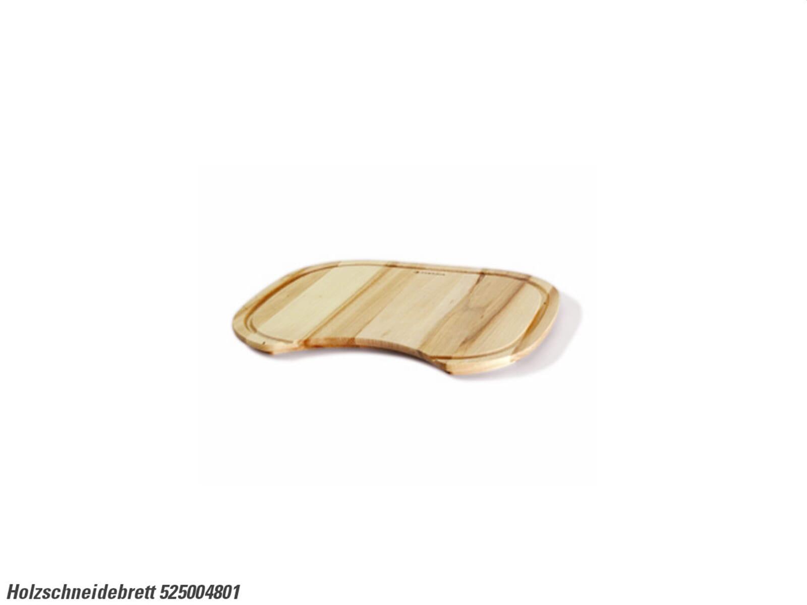Pyramis 525004801 Holzschneidebrett Buche