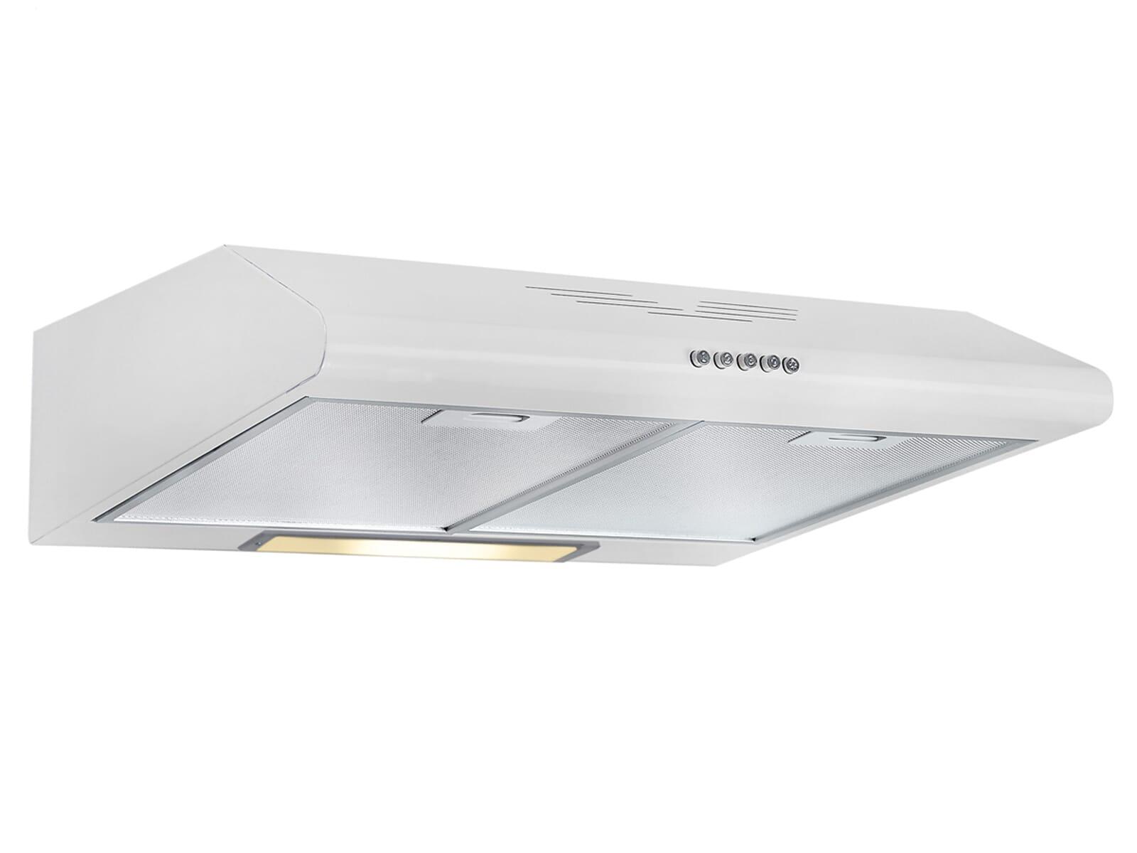 Produktabbildung Pyramis 60cm Unterbauhaube Weiß