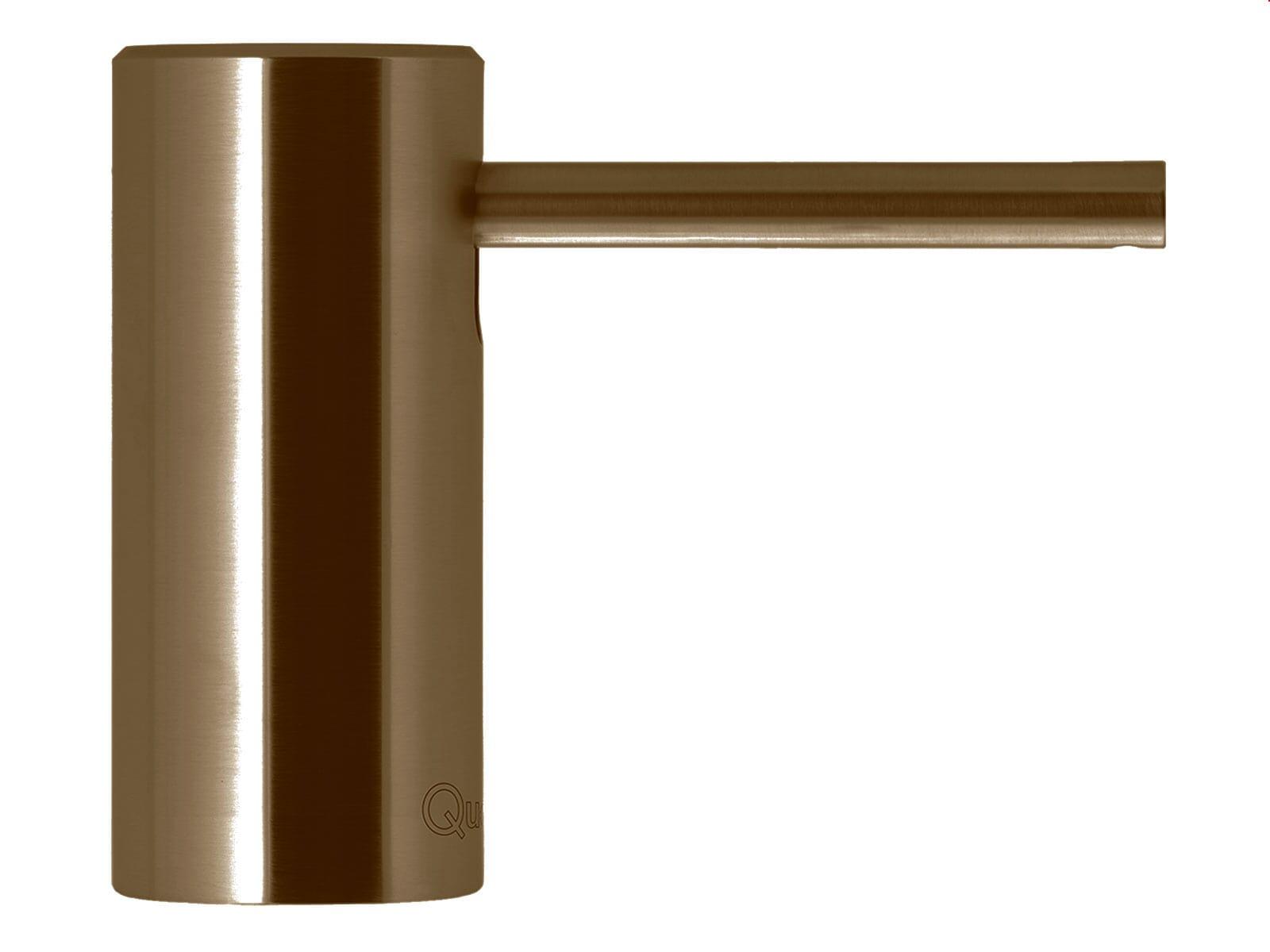 QUOOKER Nordic Seifenspender PTN (Messing Patina) / 55 mm