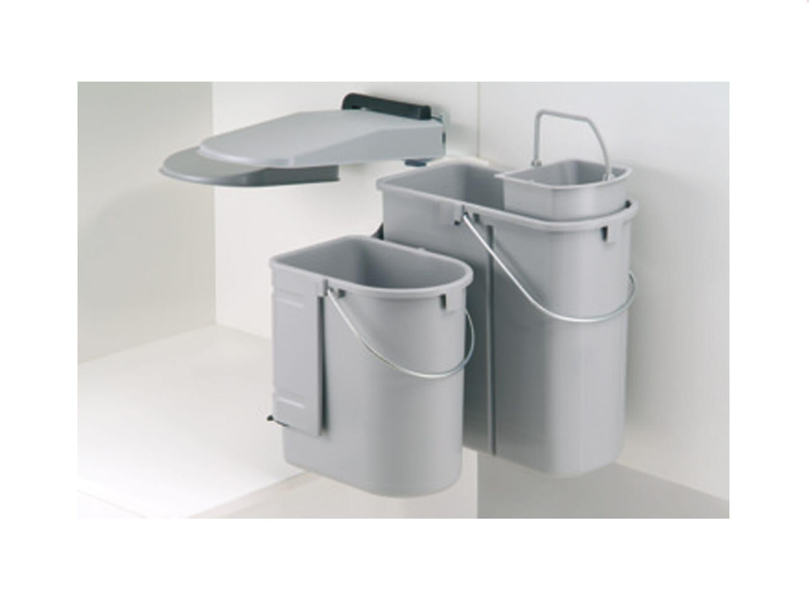 wesco kotainer 703661 85 einbau abfallsammler. Black Bedroom Furniture Sets. Home Design Ideas