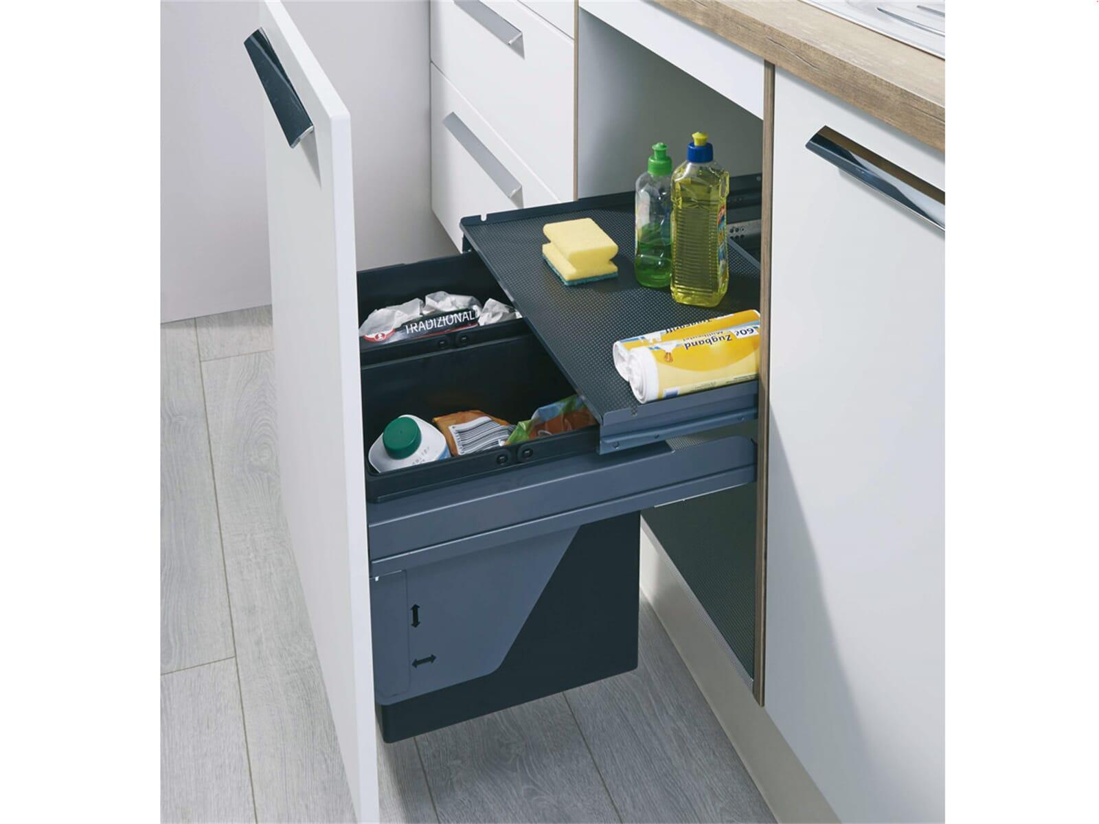 wesco sortomaxx 840607 60 einbau abfallsammler. Black Bedroom Furniture Sets. Home Design Ideas