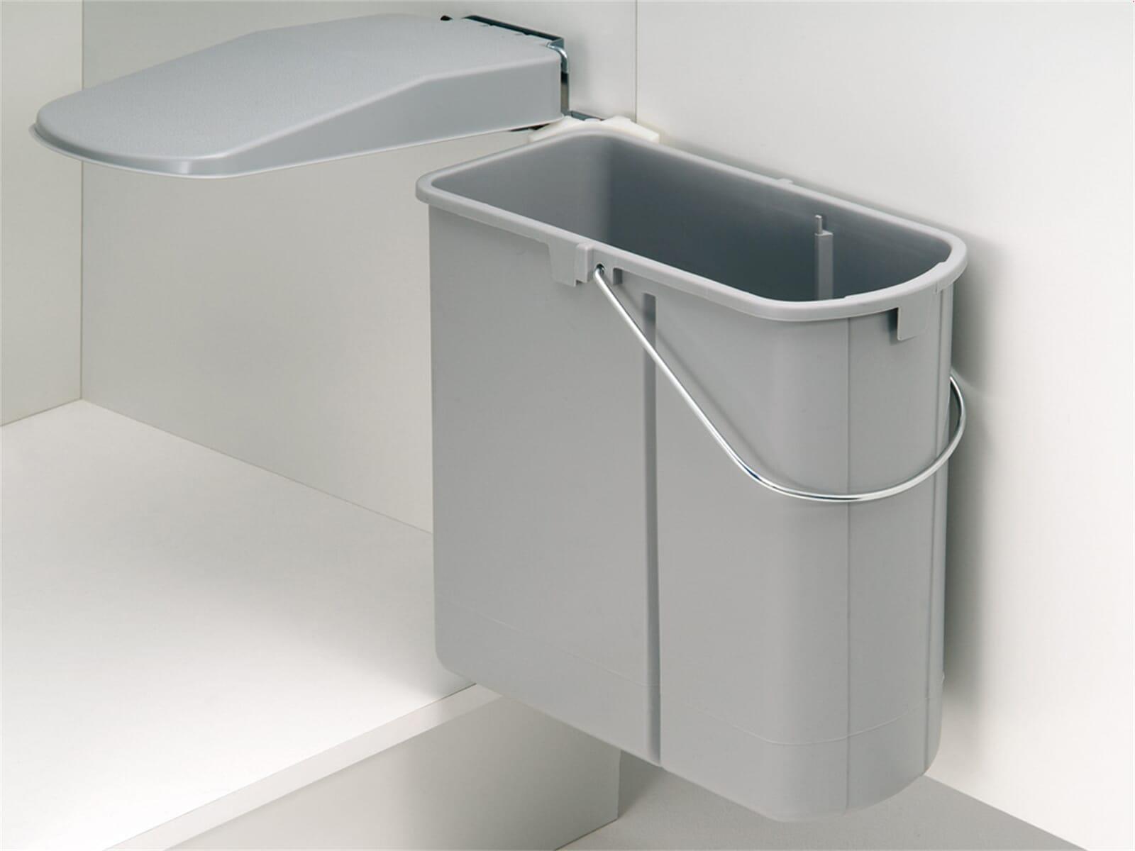 wesco 700411 85 einbau abfallsammler flach. Black Bedroom Furniture Sets. Home Design Ideas
