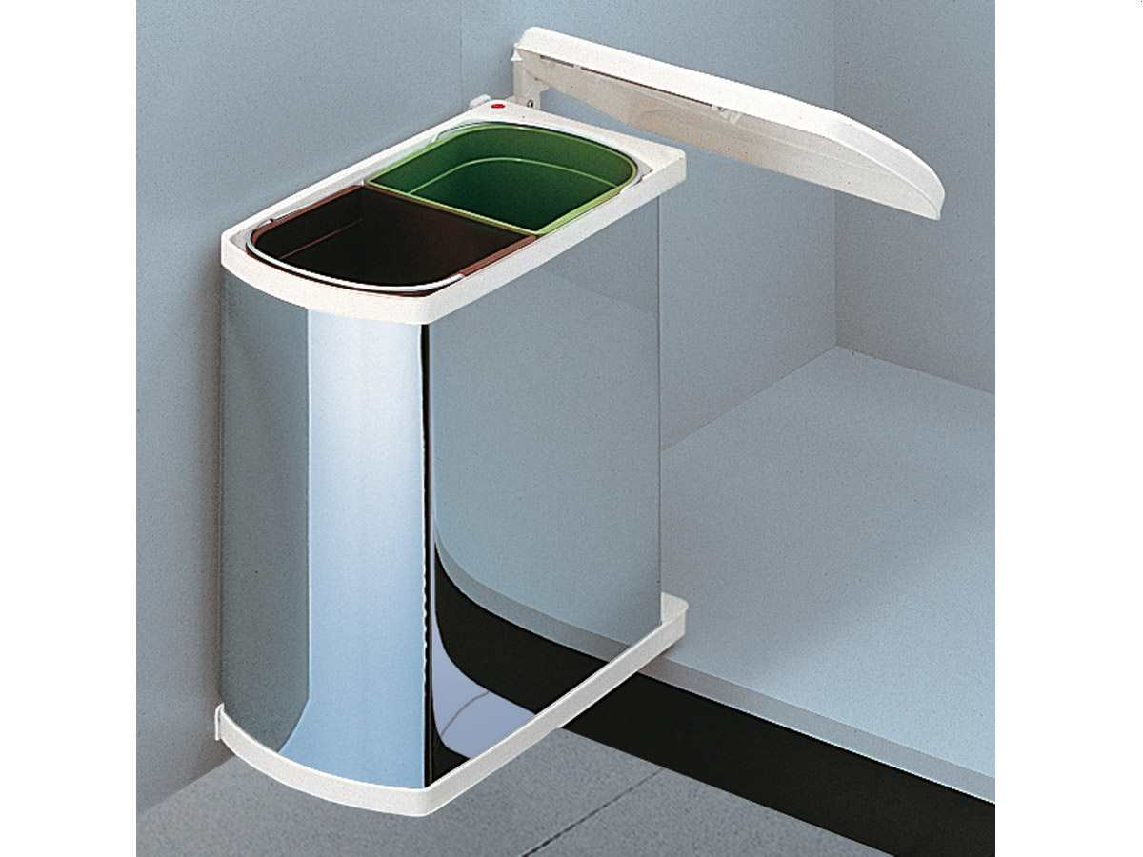 hailo koflex duo 3416 90 einbau abfallsammler. Black Bedroom Furniture Sets. Home Design Ideas