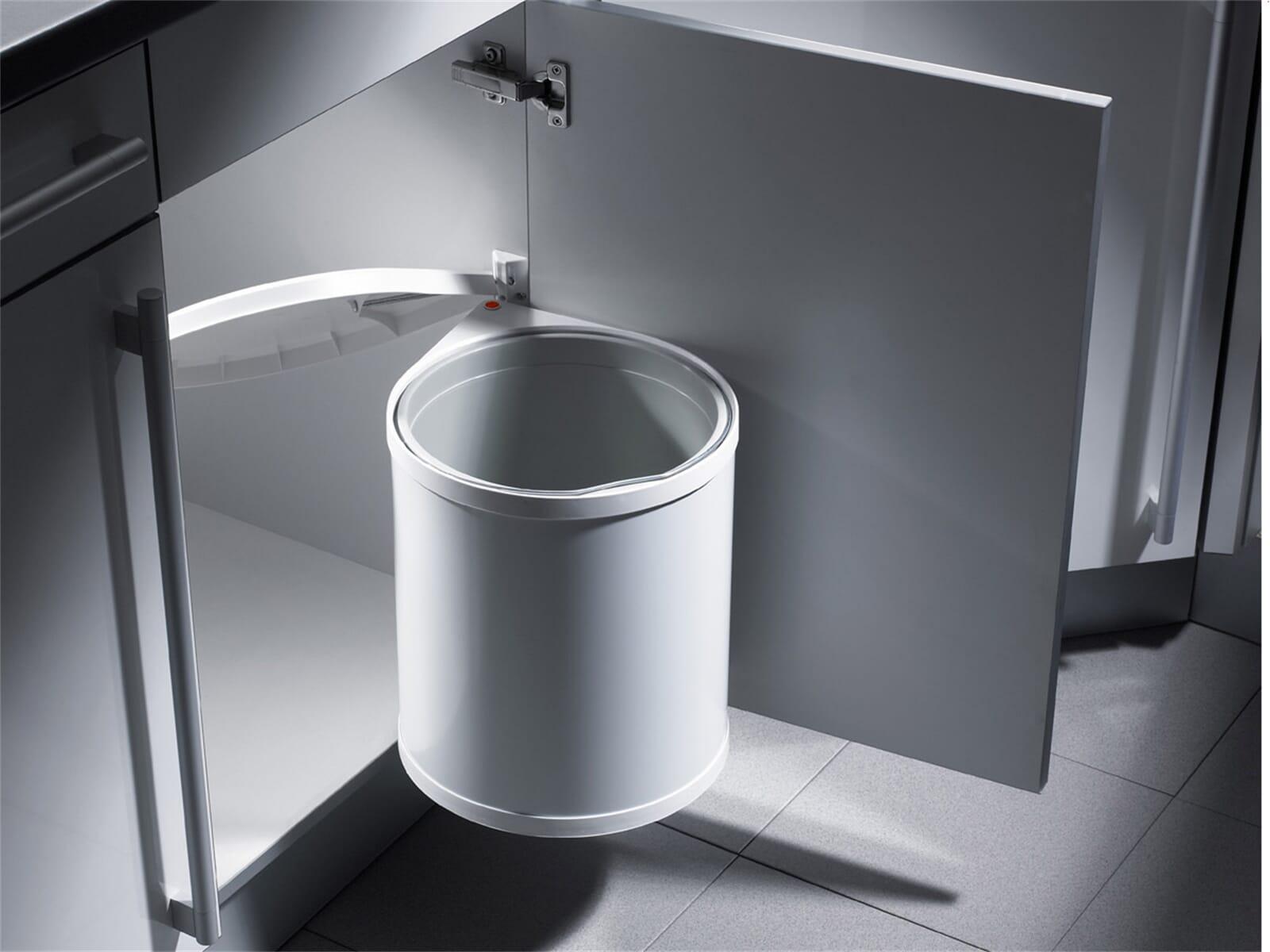 hailo mono 3515 001 einbau abfallsammler wei. Black Bedroom Furniture Sets. Home Design Ideas