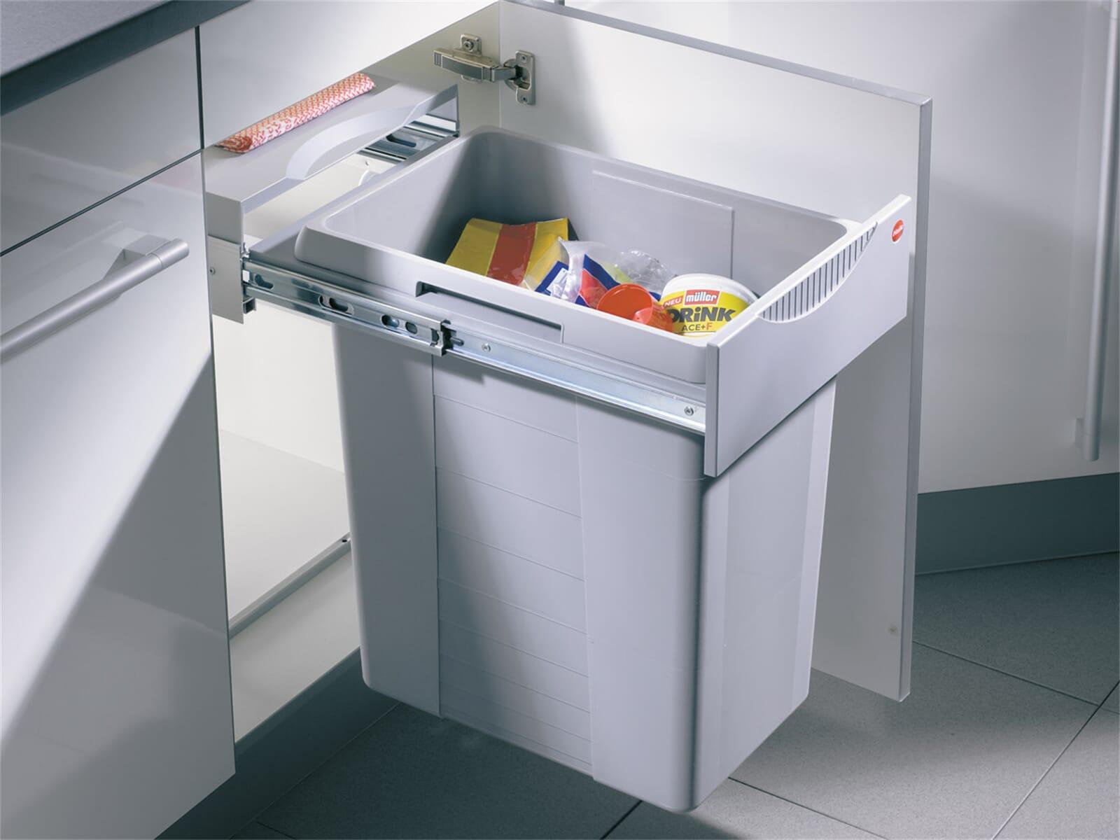 Hailo Easy-Cargo 3668-401 Einbau Abfallsammler