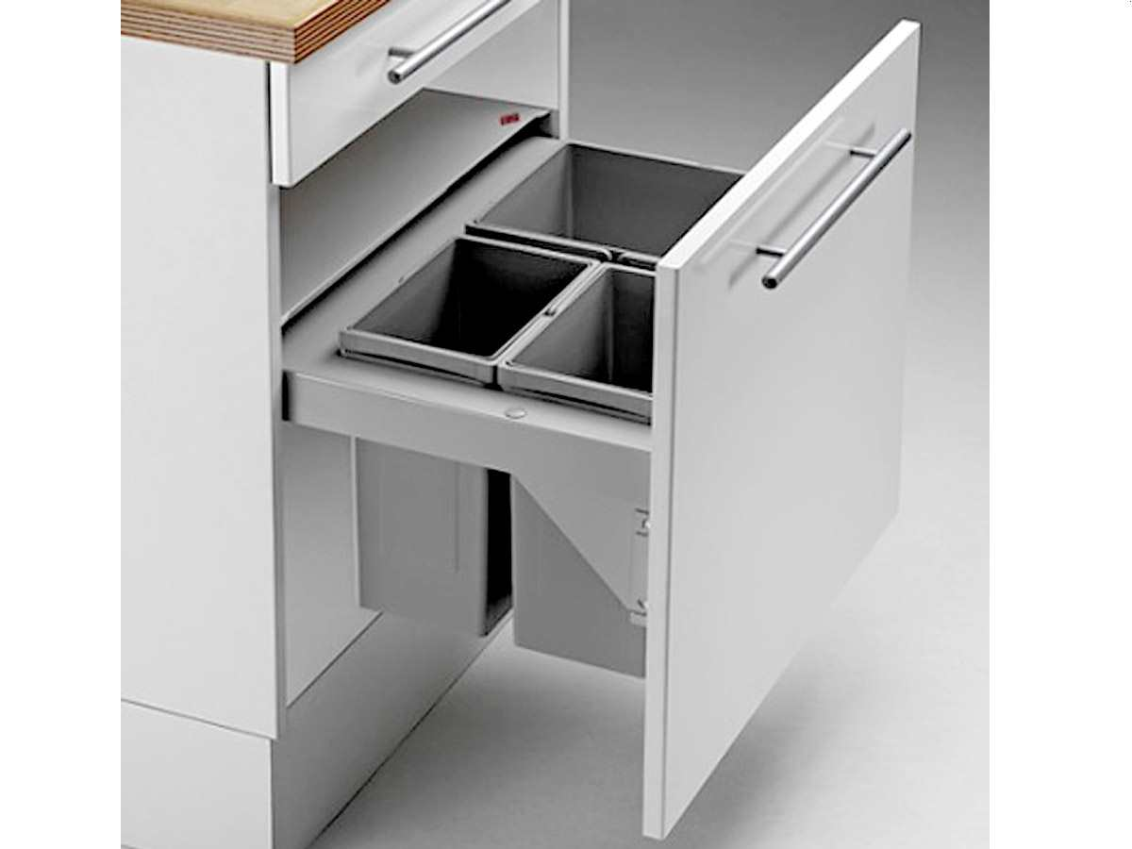 wesco pullboy soft 3d 839603 11 einbau abfallsammler. Black Bedroom Furniture Sets. Home Design Ideas