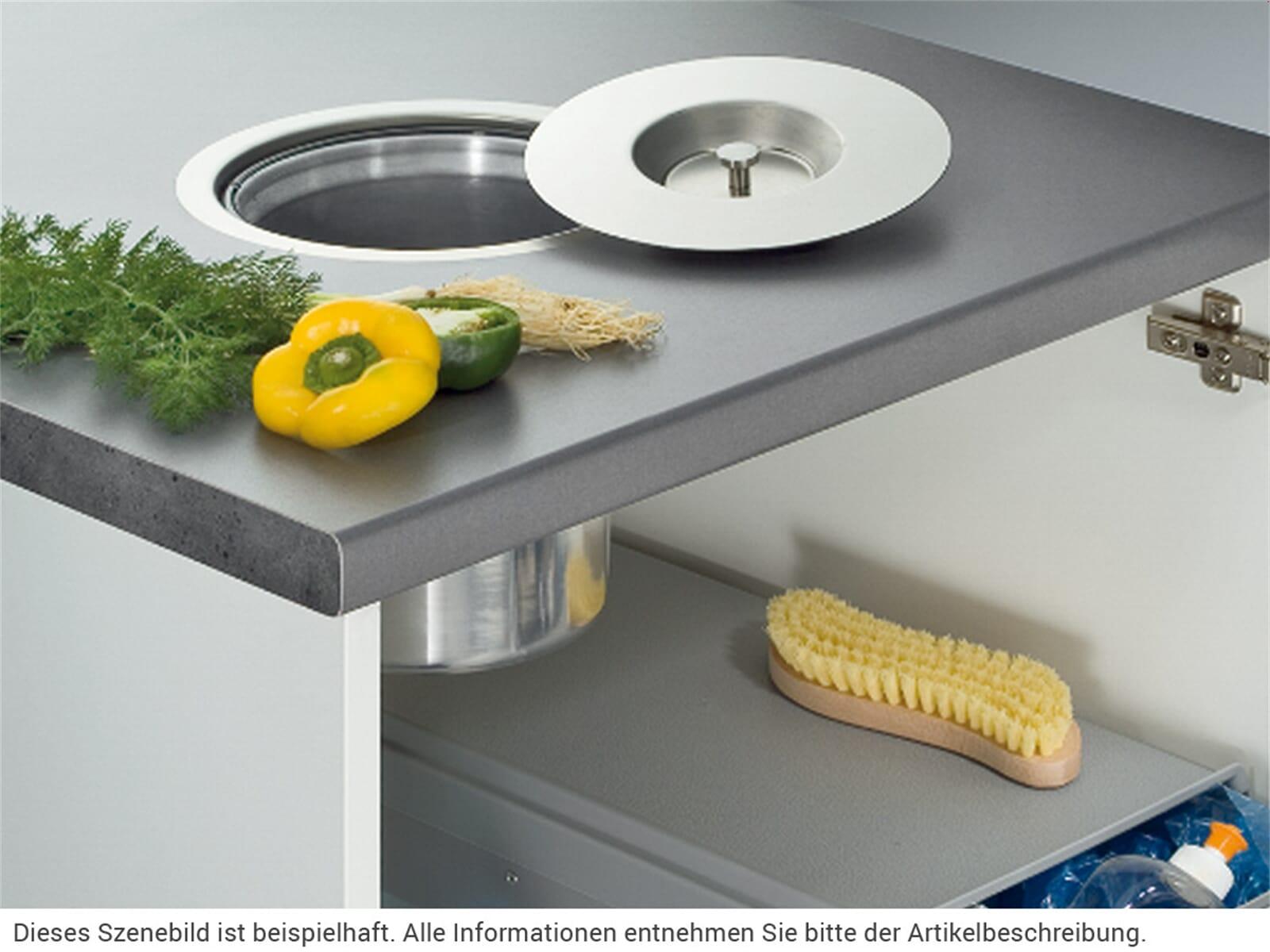 wesco ergomaster 060300 47 einbau abfallsammler. Black Bedroom Furniture Sets. Home Design Ideas